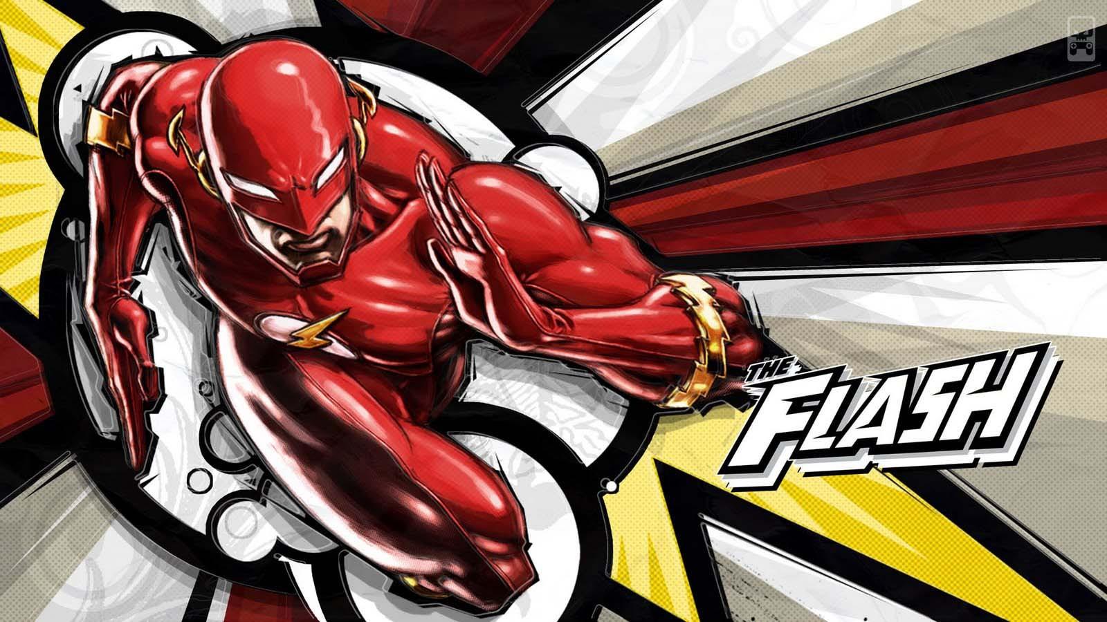 General 1600x900 The Flash logo watermarked comics