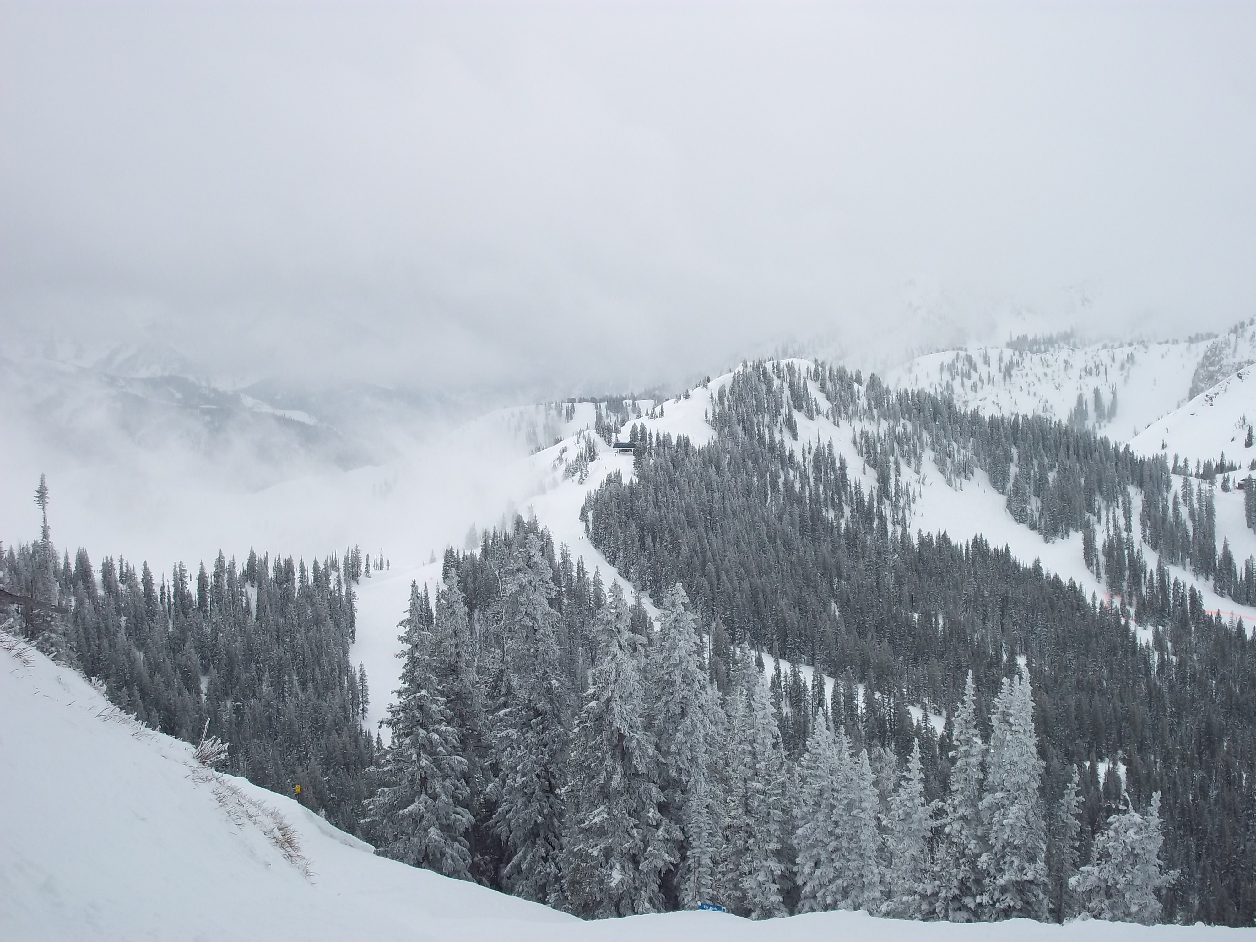 General 4000x3000 snow nature mountains winter