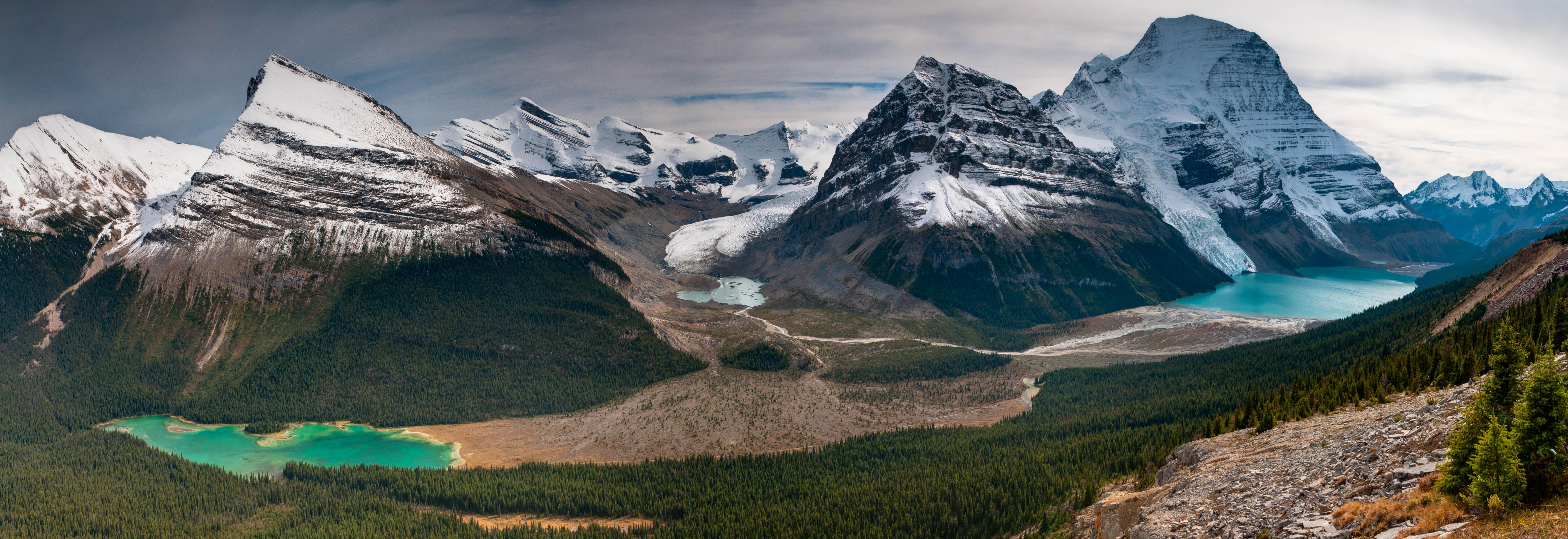 General 8472x2914 landscape Canada panorama nature