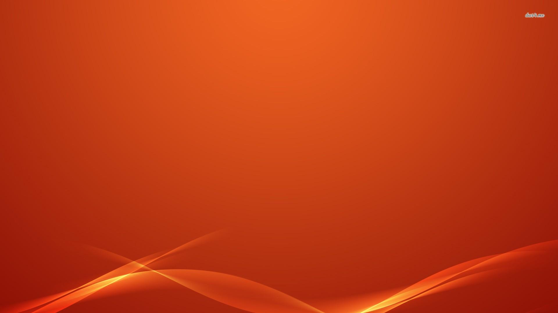 General 1920x1080 abstract shapes minimalism orange background