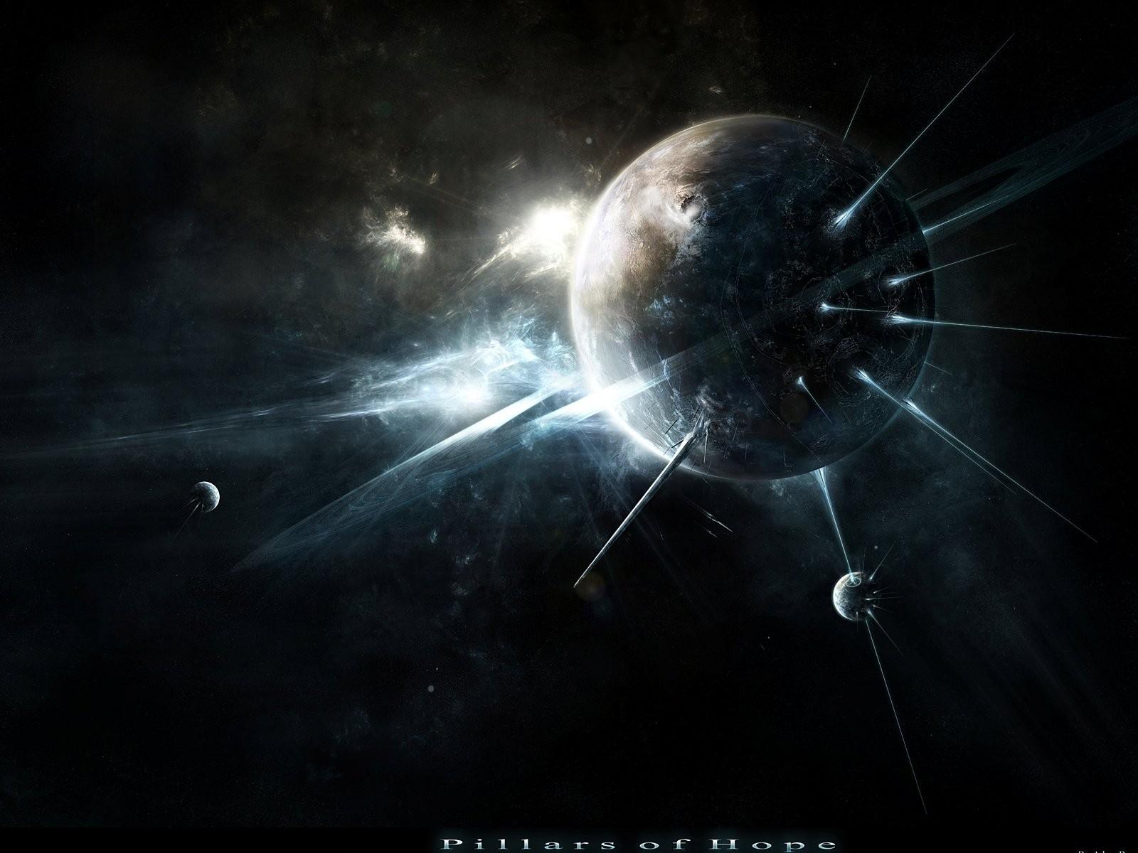 General 1600x1200 planet digital art