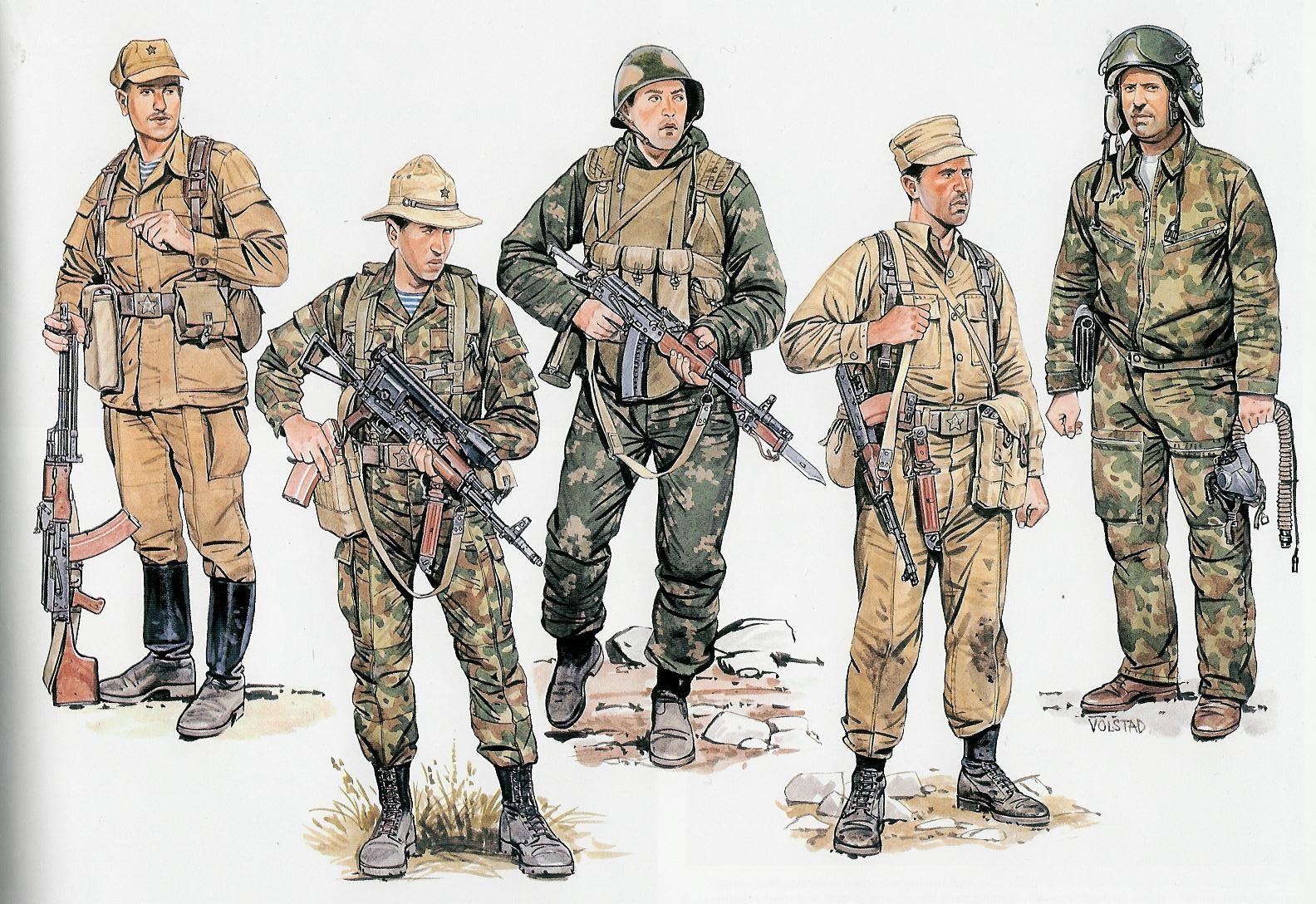 General 1584x1088 Soviet Union USSR Afghanistan soldier artwork military