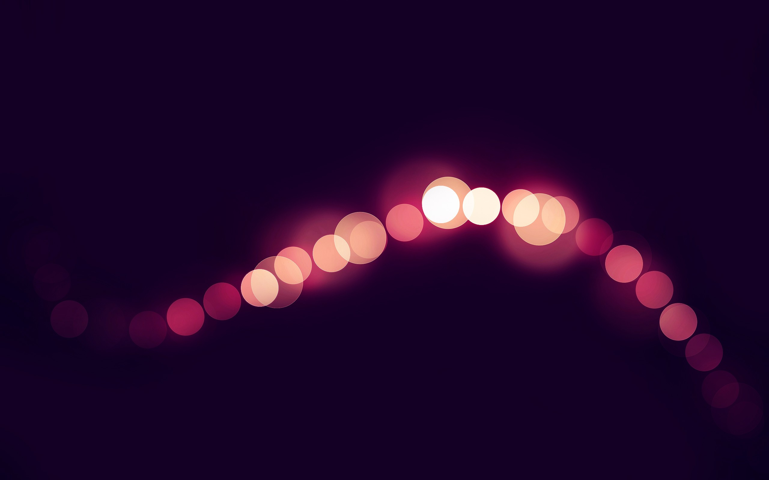 General 2560x1600 abstract bokeh lights