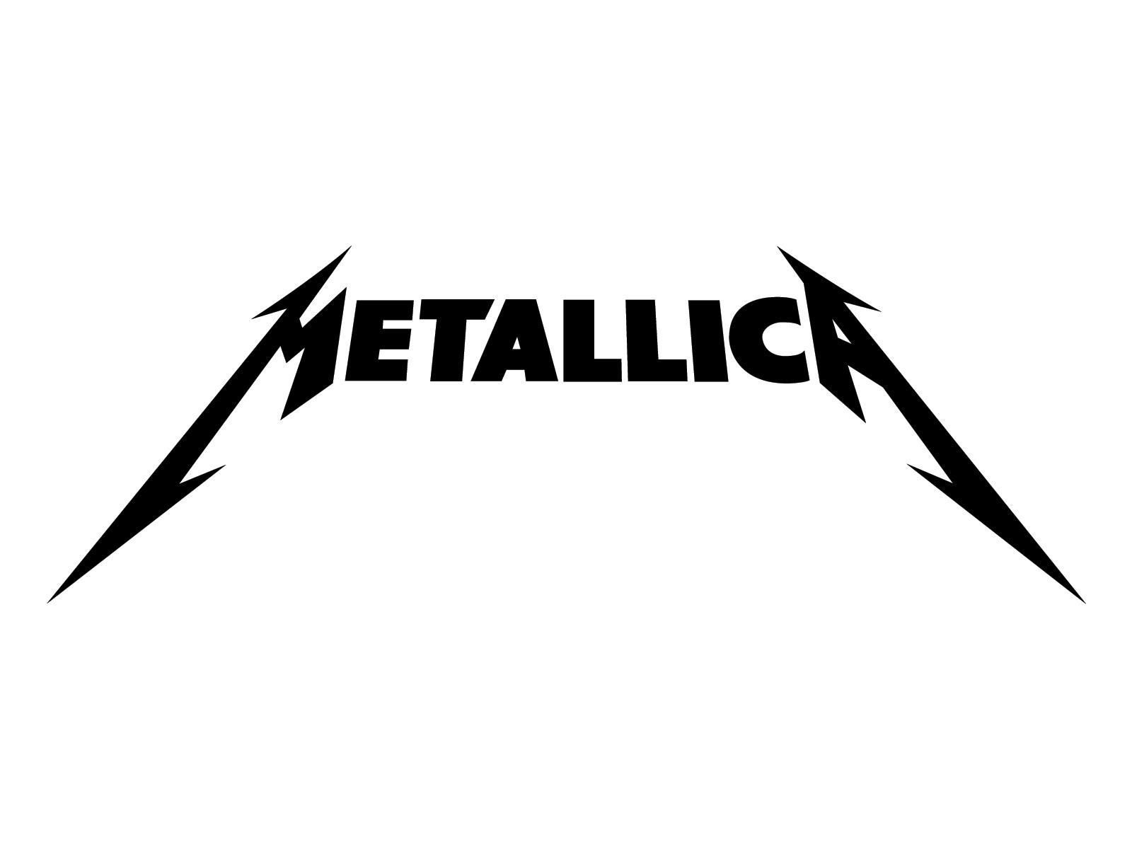 General 1600x1200 Metallica  heavy metal thrash metal music logo band logo Big 4  minimalism