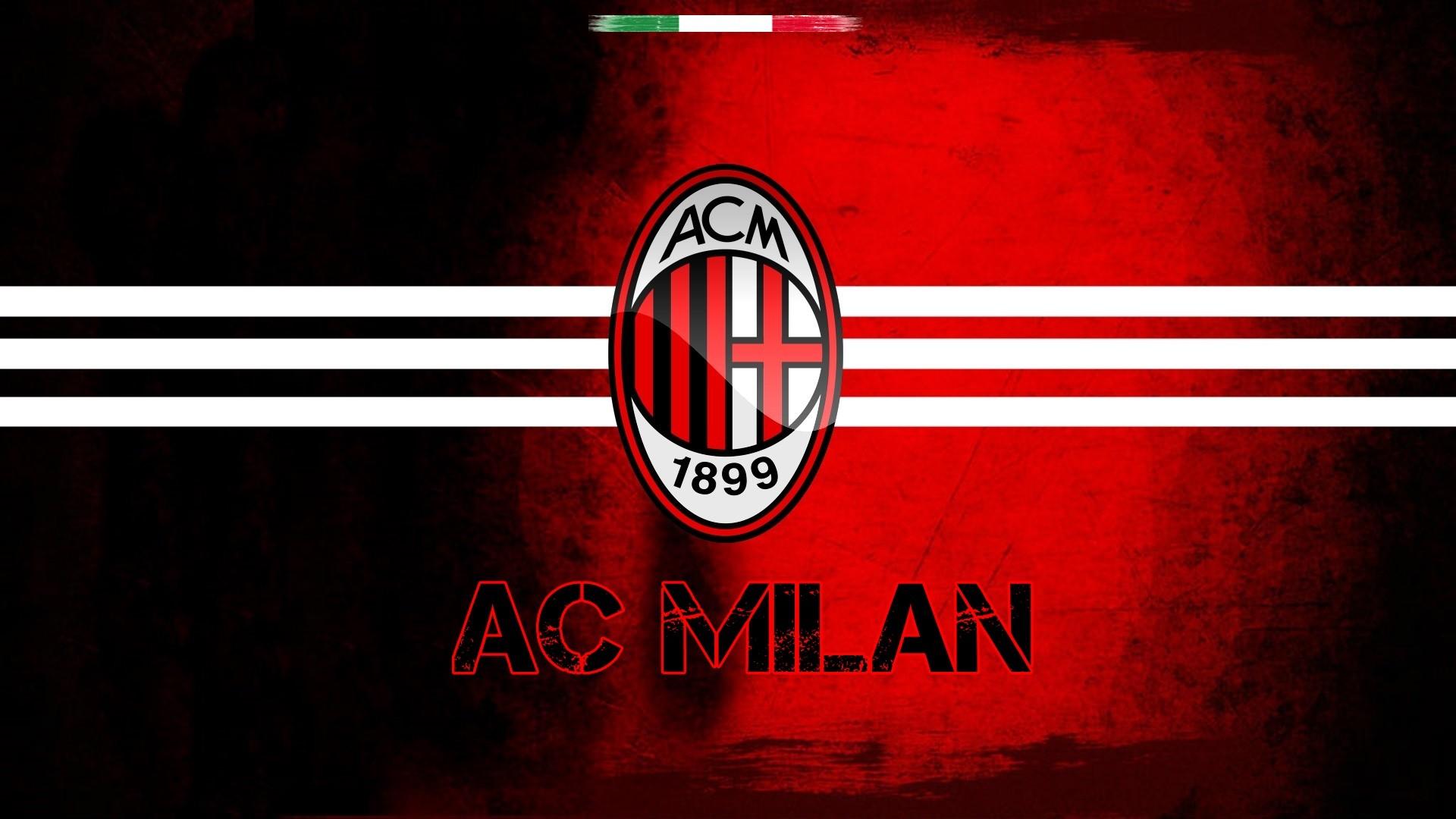 General 1920x1080 1899 (Year) AC Milan sport  soccer logo soccer clubs