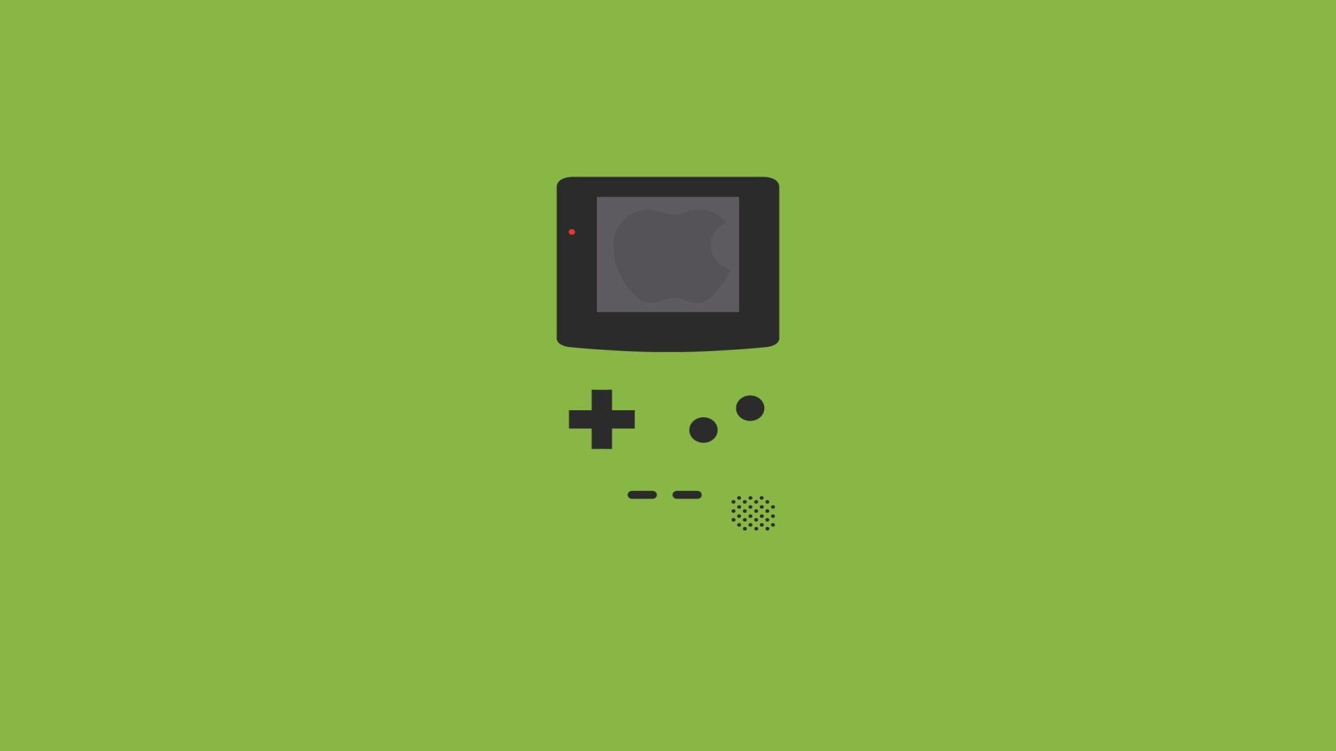 General 1920x1080 minimalism consoles video games