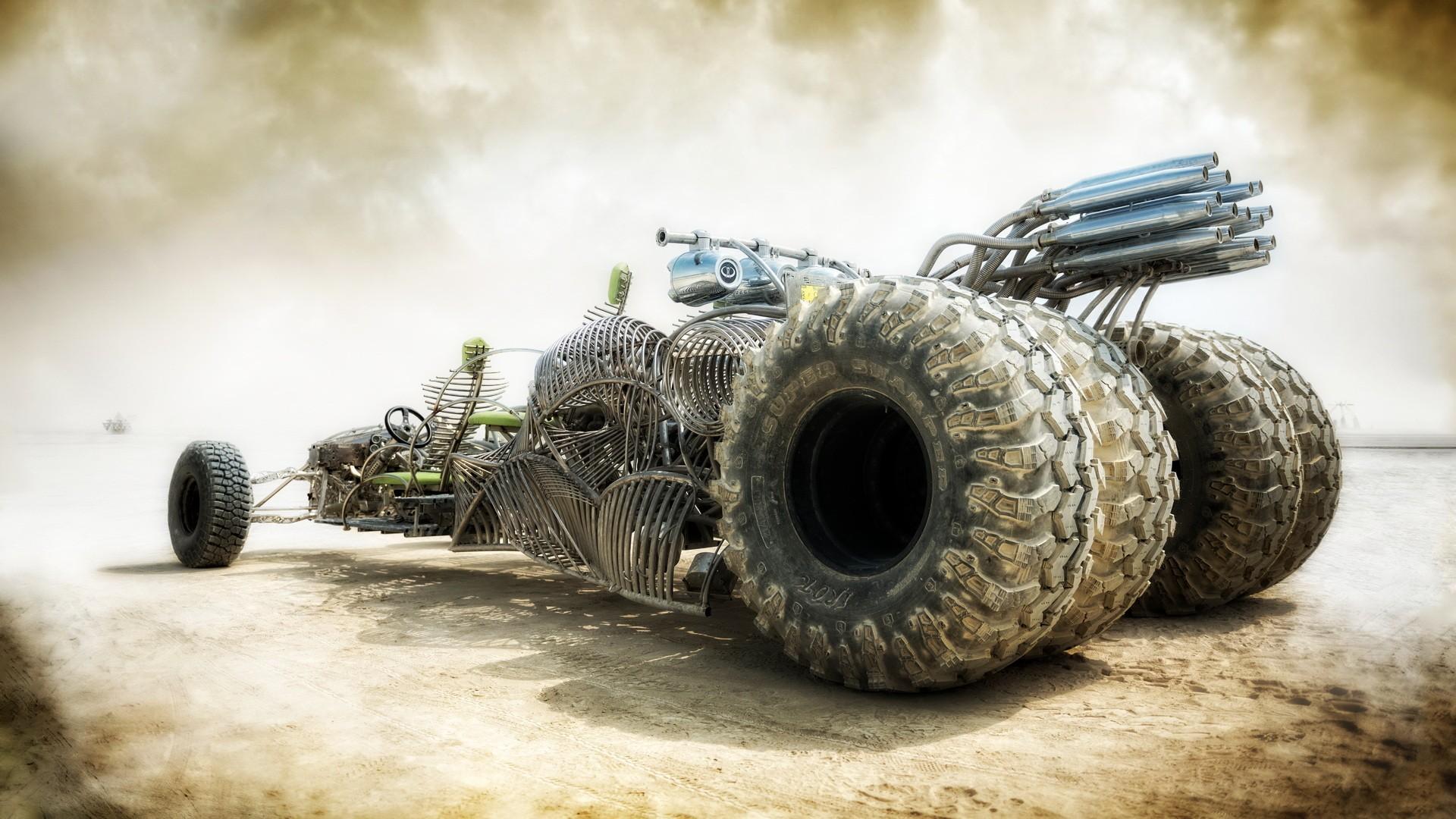 General 1920x1080 car Mad Max: Fury Road movies vehicle
