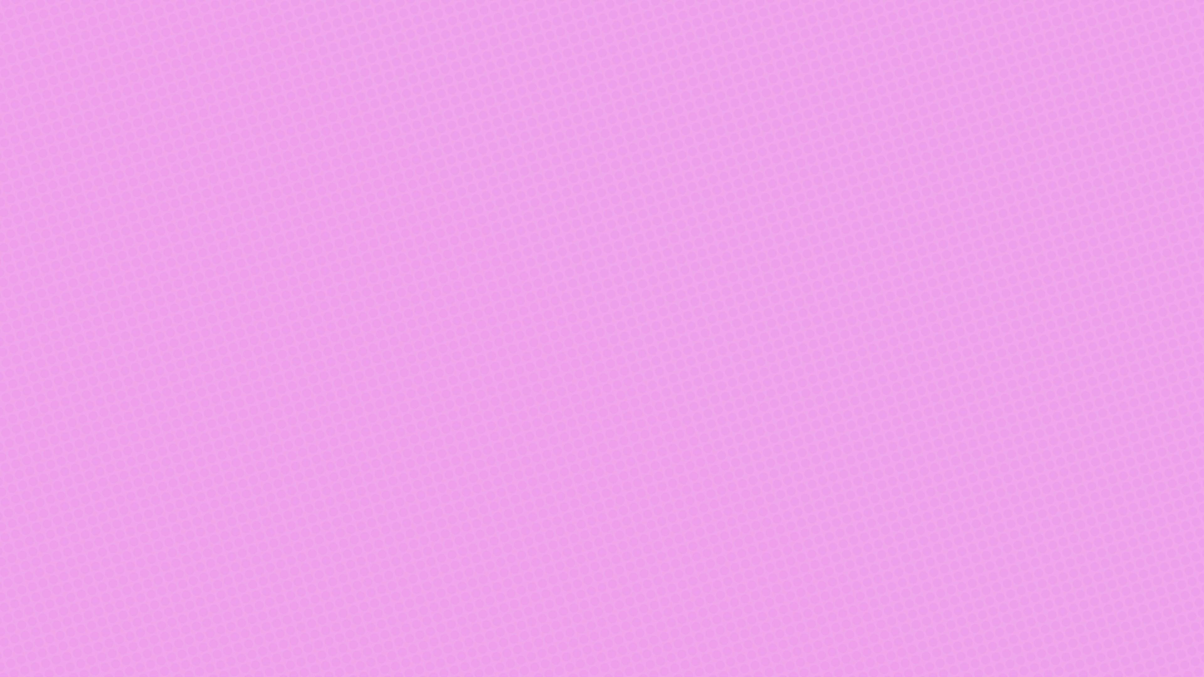 General 3840x2160 polka dots gradient soft gradient  simple simple background pink minimalism
