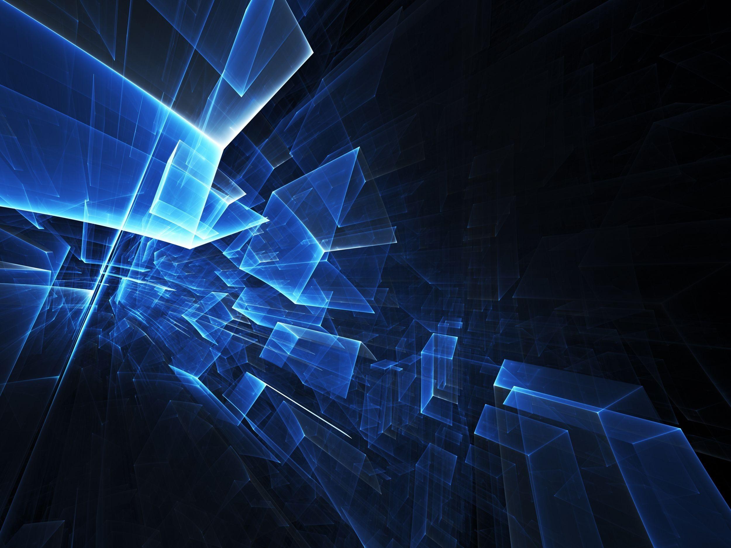 General 2500x1875 abstract texture blue digital art