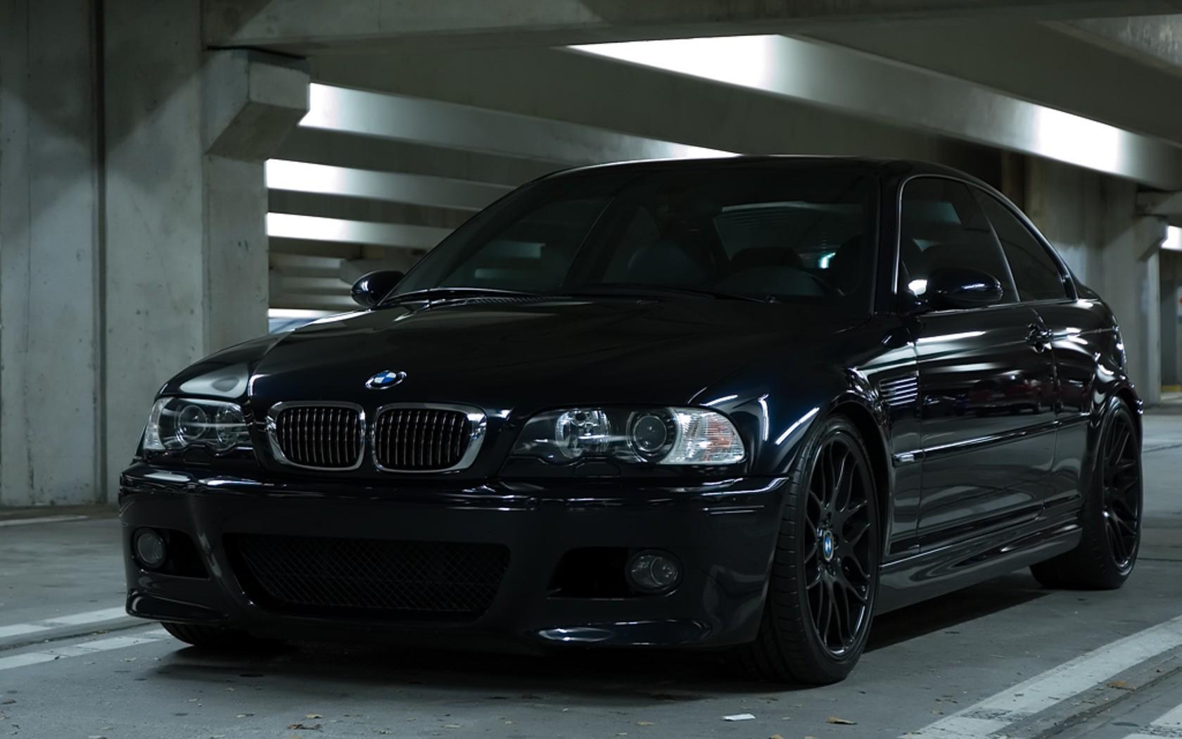 Bmw Black Cars Vehicle Car Bmw E46 Bmw 3 Series 1680x1050 Wallpaper Wallhaven Cc