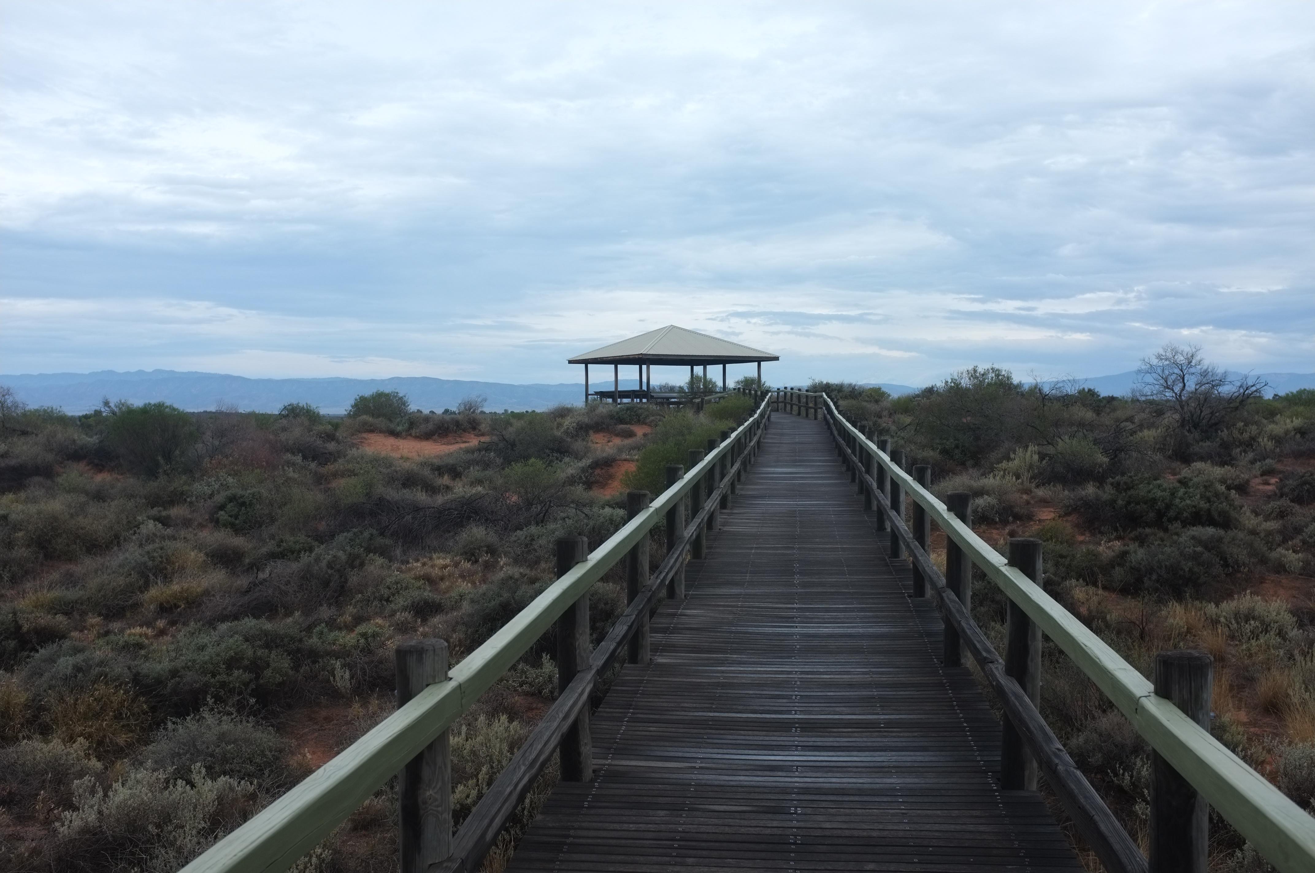 General 4288x2848 Australia desert Badlands (nature) landscape walkway nature outdoors