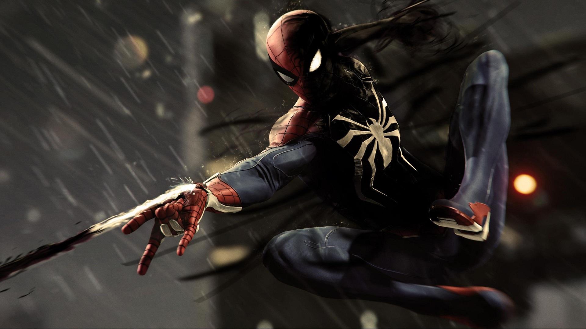 General 1920x1080 Spider-Man superhero Marvel Comics