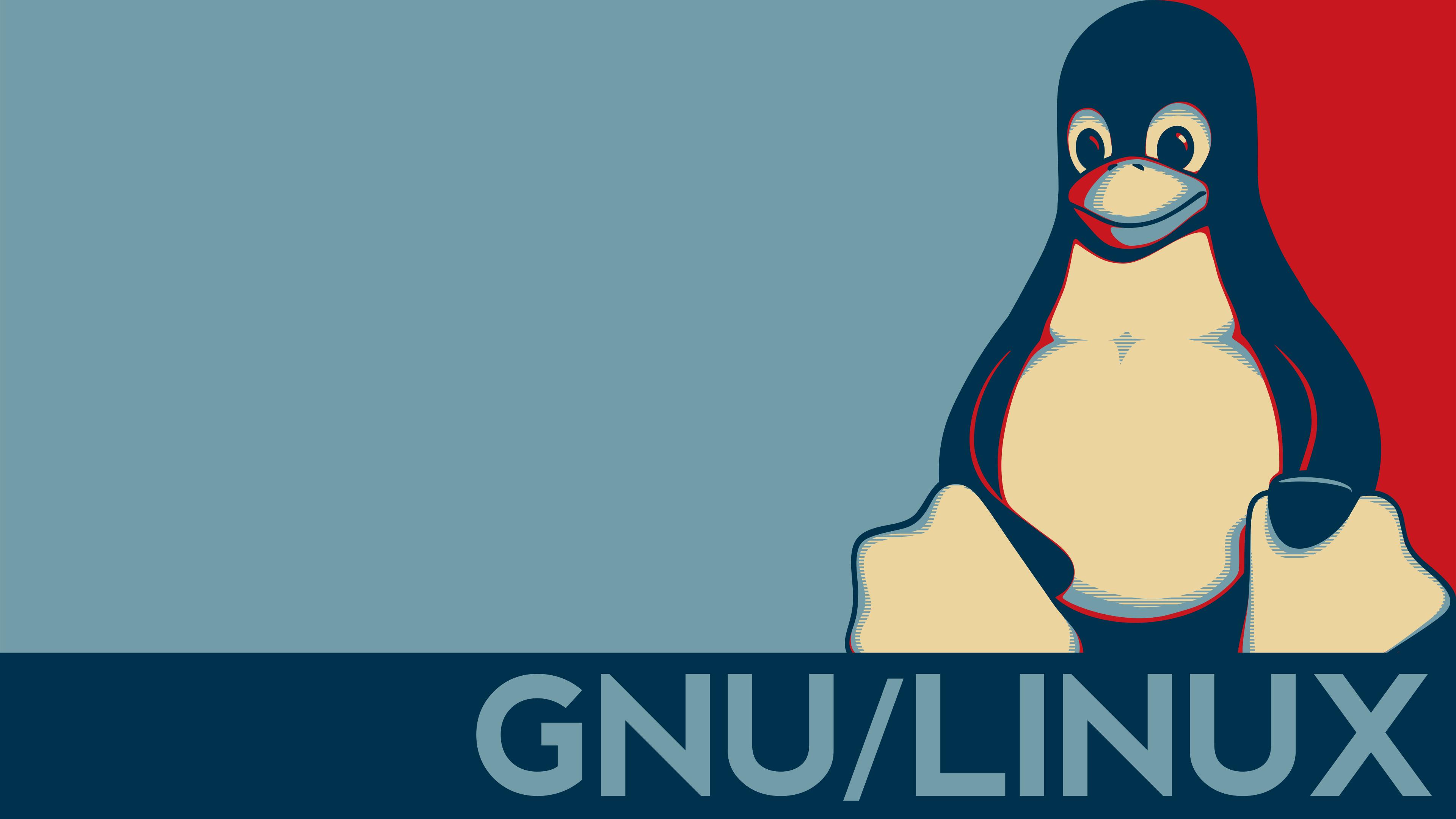 General 3840x2160 FoxyRiot hope Linux Tux