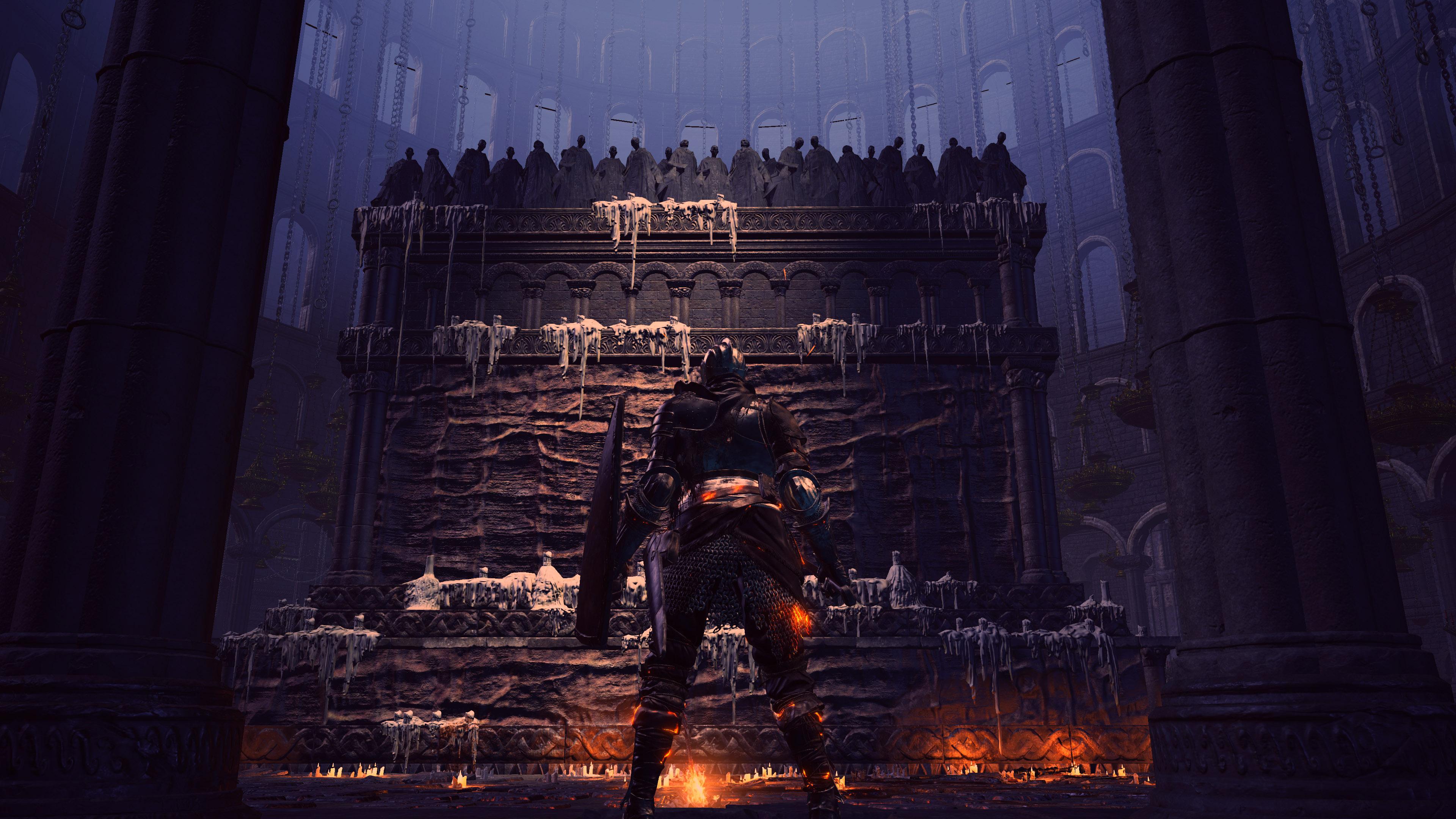 General 3840x2160 video games Dark Souls Dark Souls III