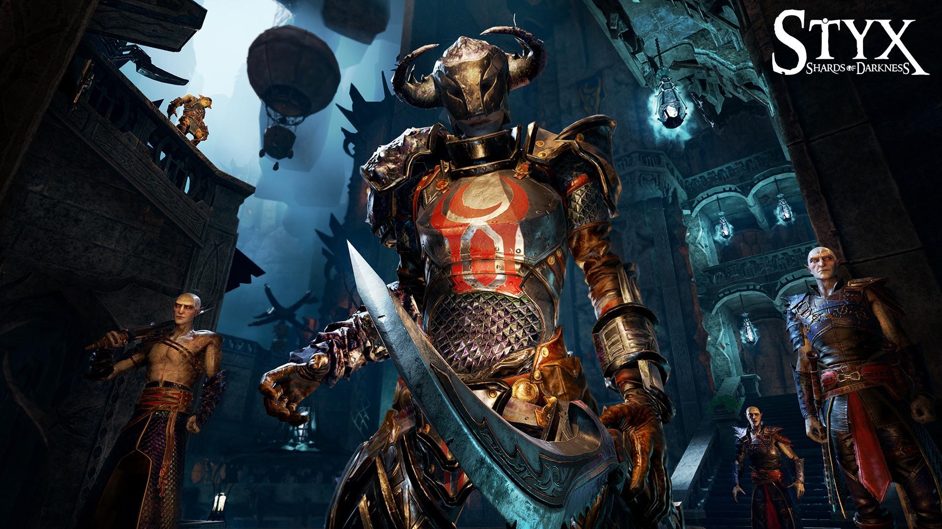 General 1920x1080 video games fantasy art warrior sword armour