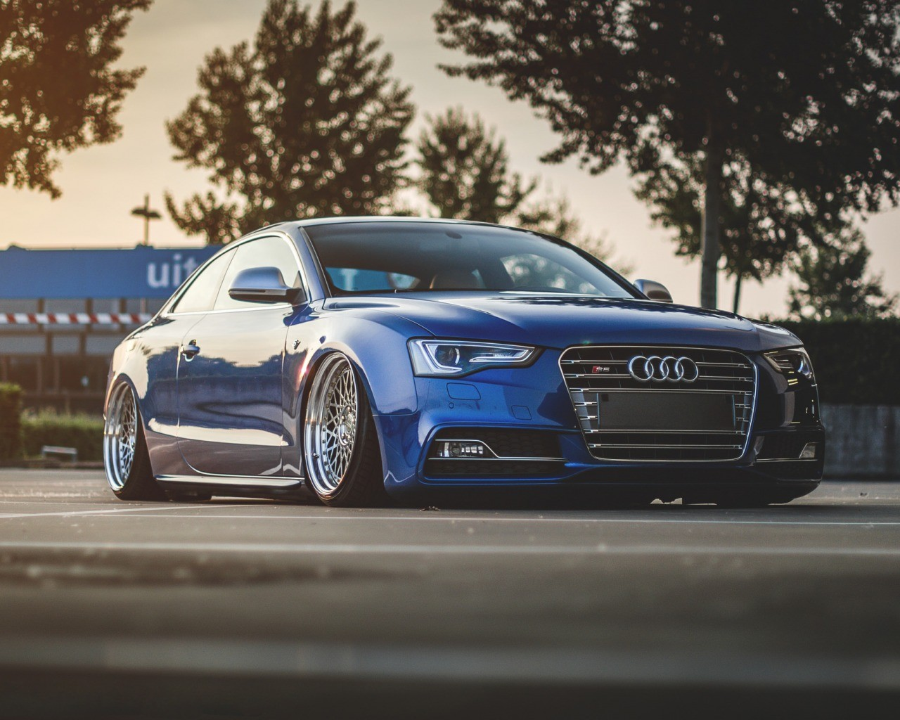 General 1280x1024 car luxury cars Audi Audi S5 airride
