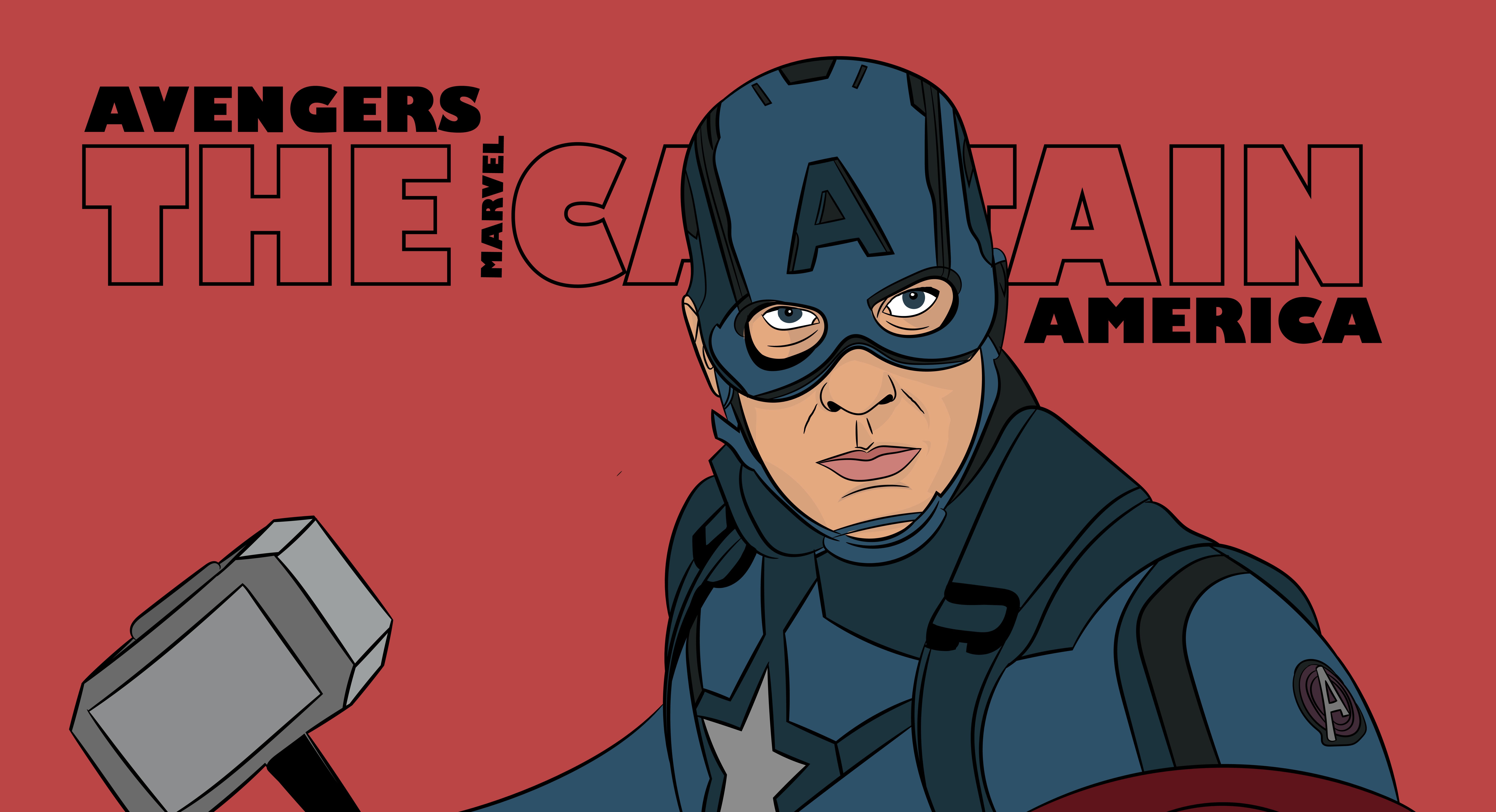 General 8716x4731 Captain America: The Winter Soldier Marvel Cinematic Universe superhero Avengers Endgame
