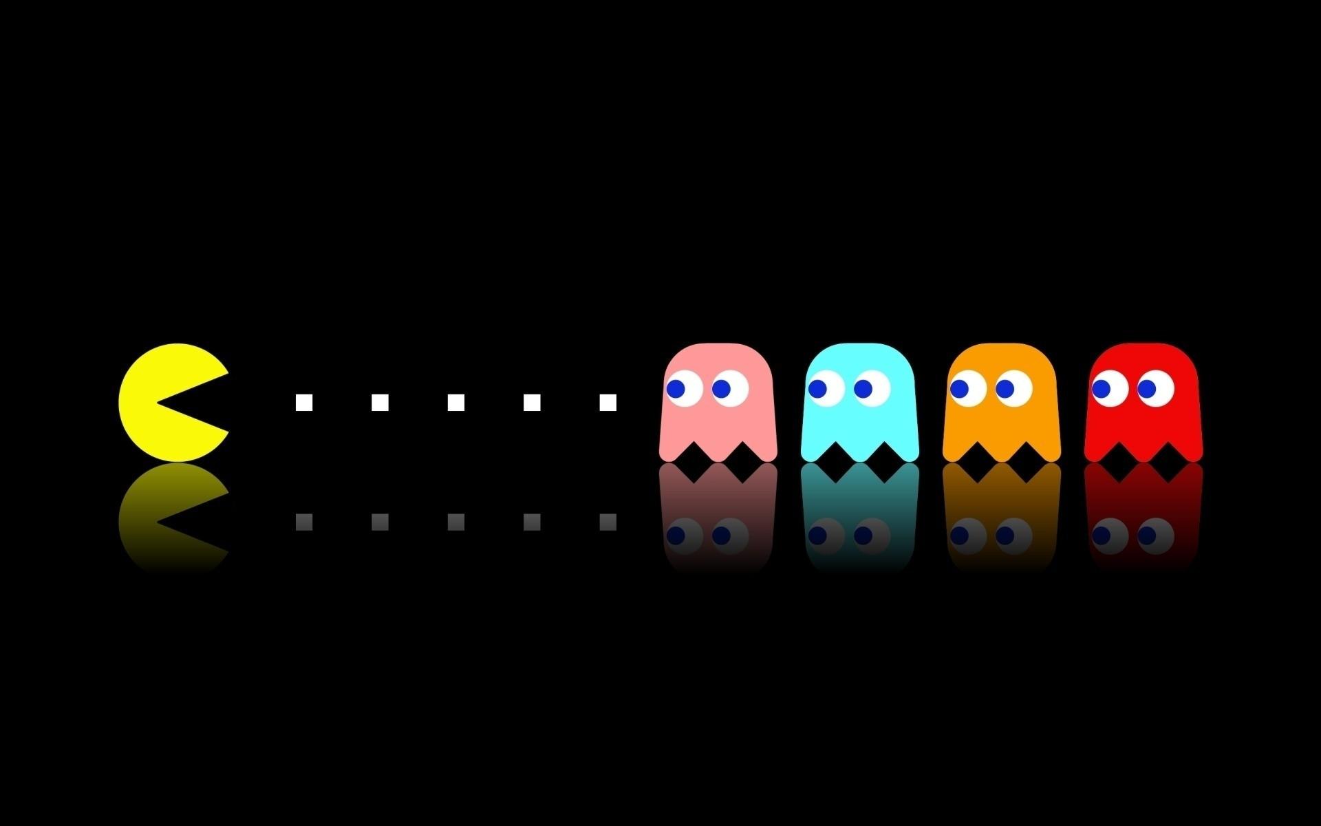 General 1920x1200 Pacman Pac-Man  video games