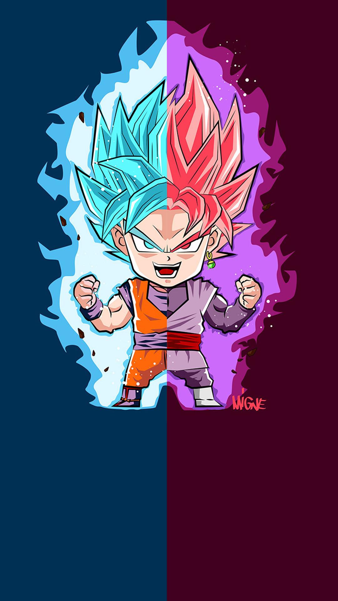 Anime 1080x1920 Dragon Ball illustration Dragon Ball Super portrait display