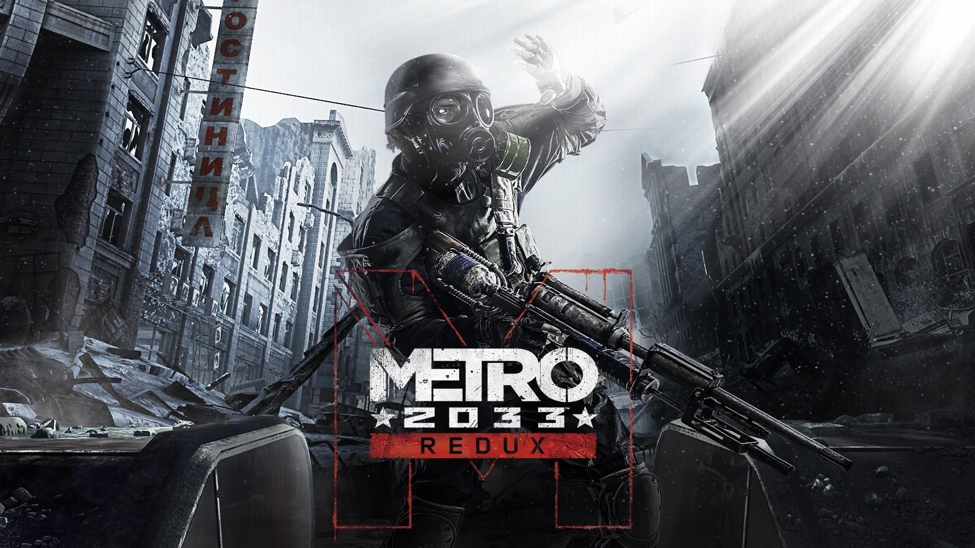 General 1920x1080 Metro 2033 Metro 2033 Redux video games PC gaming apocalyptic video game art 4A Games