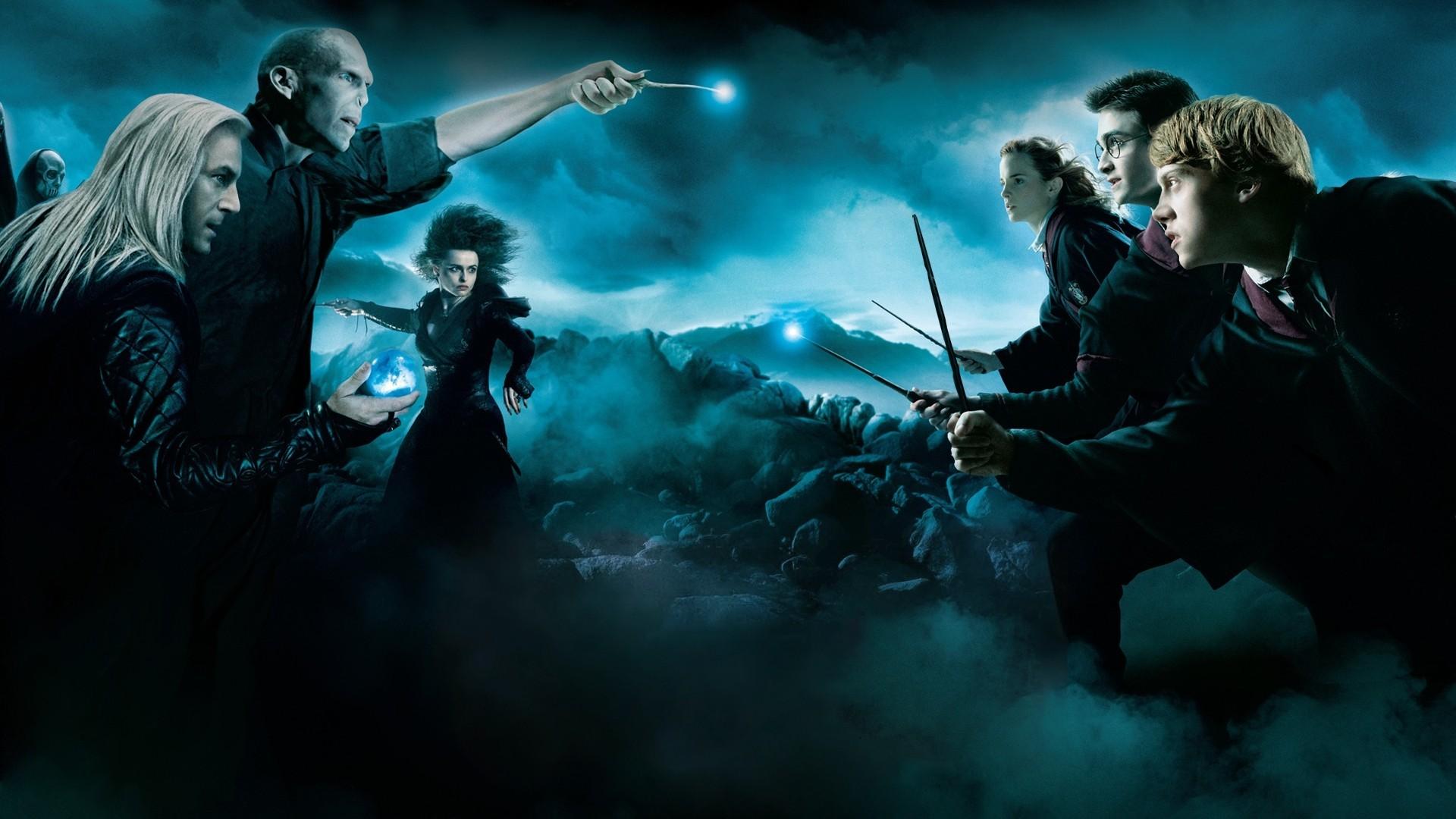 General 1920x1080 Harry Potter Lord Voldemort Hermiona Granger Ron Weasley