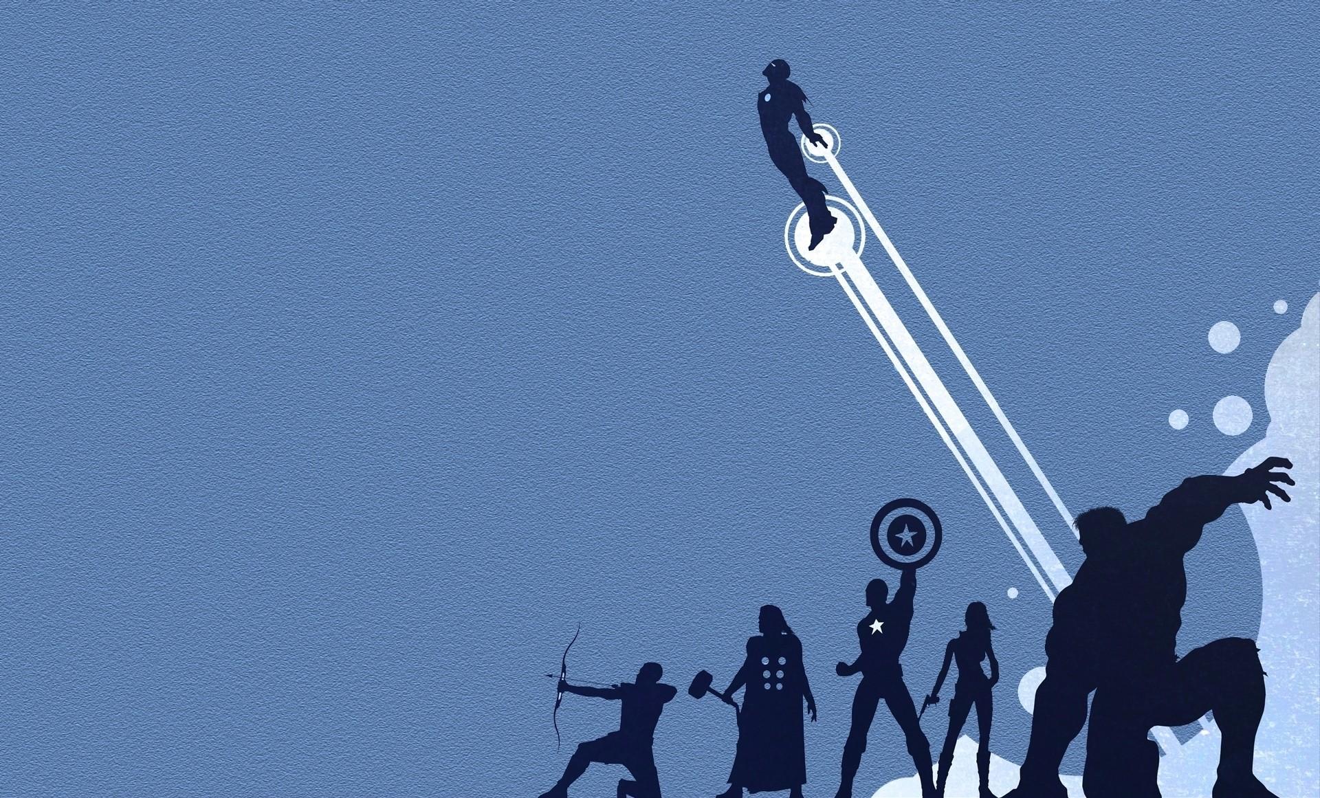 General 1920x1161 Iron Man Marvel Comics Hulk Thor Captain America Black Widow Hawkeye The Avengers artwork