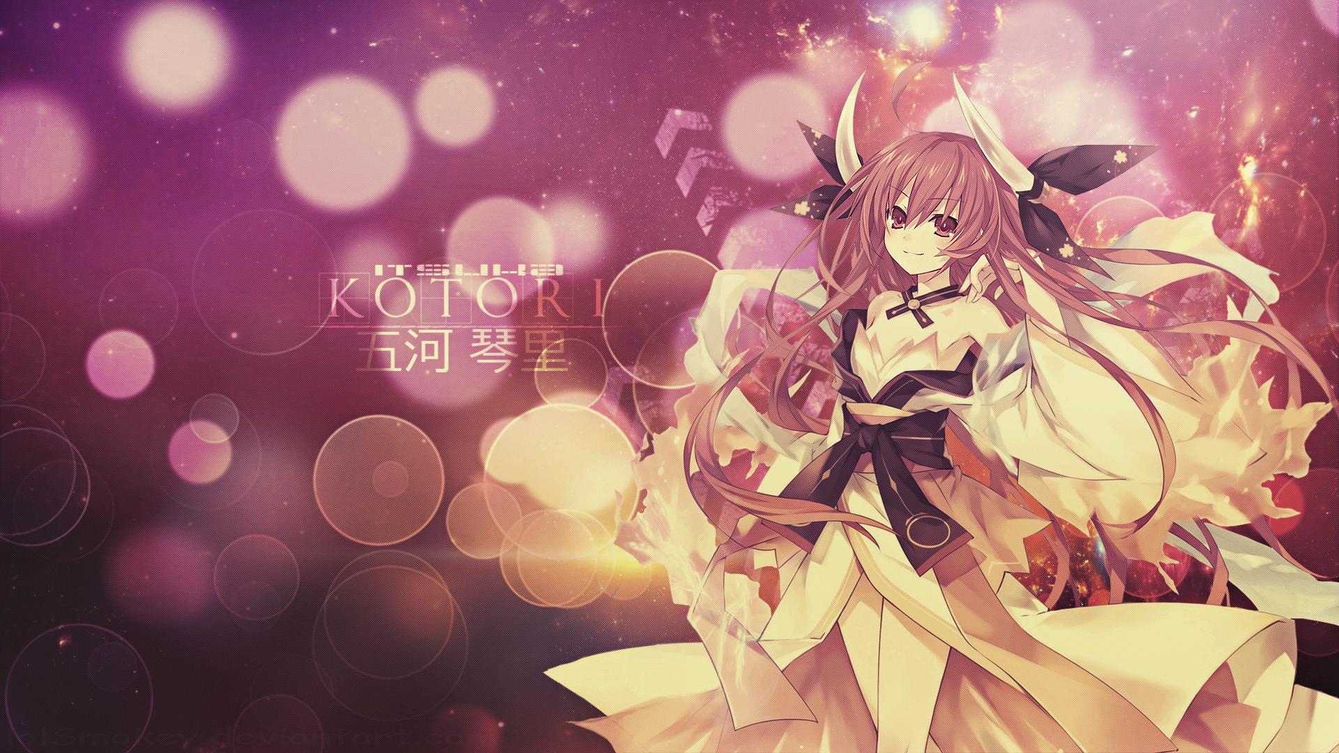Anime 1920x1080 anime anime girls Date A Live Itsuka Kotori