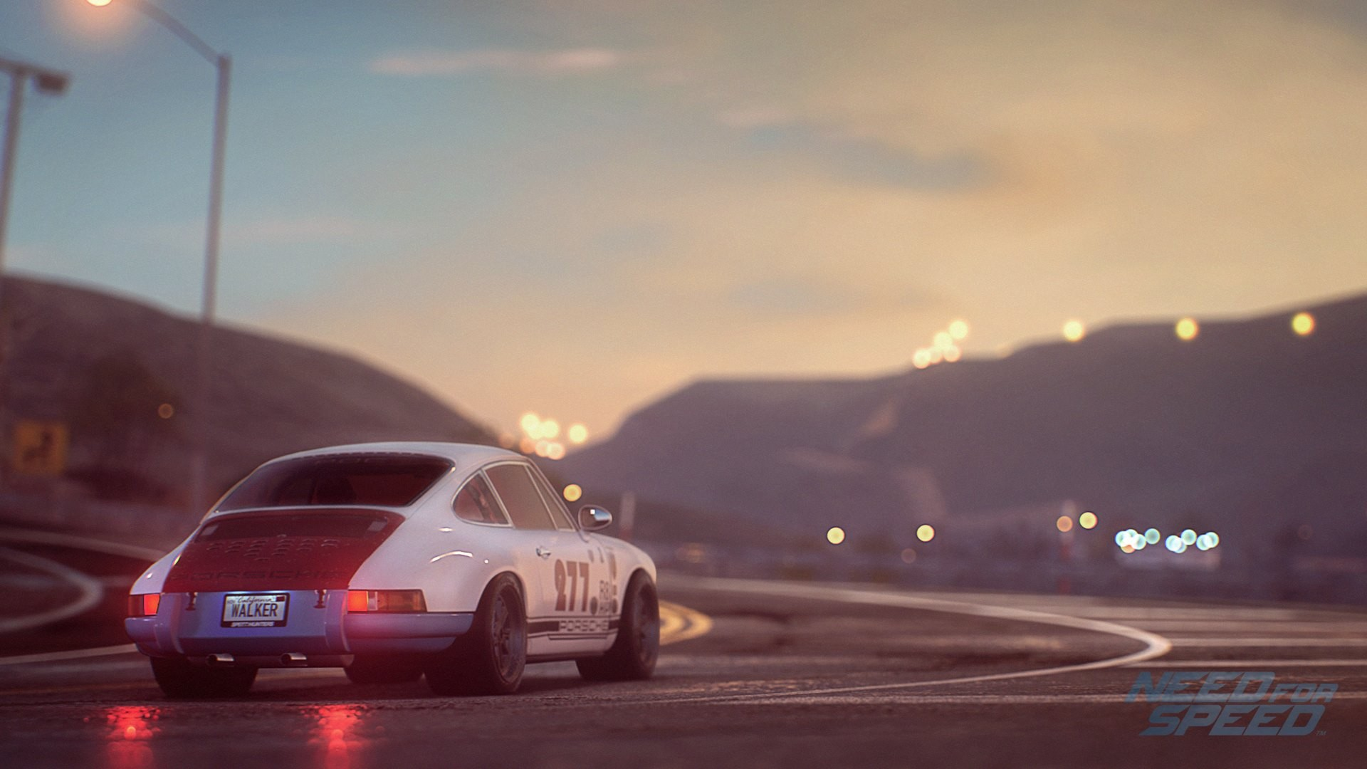 General 1920x1080 car Porsche Porsche 911 Magnus Walker Need for Speed video games
