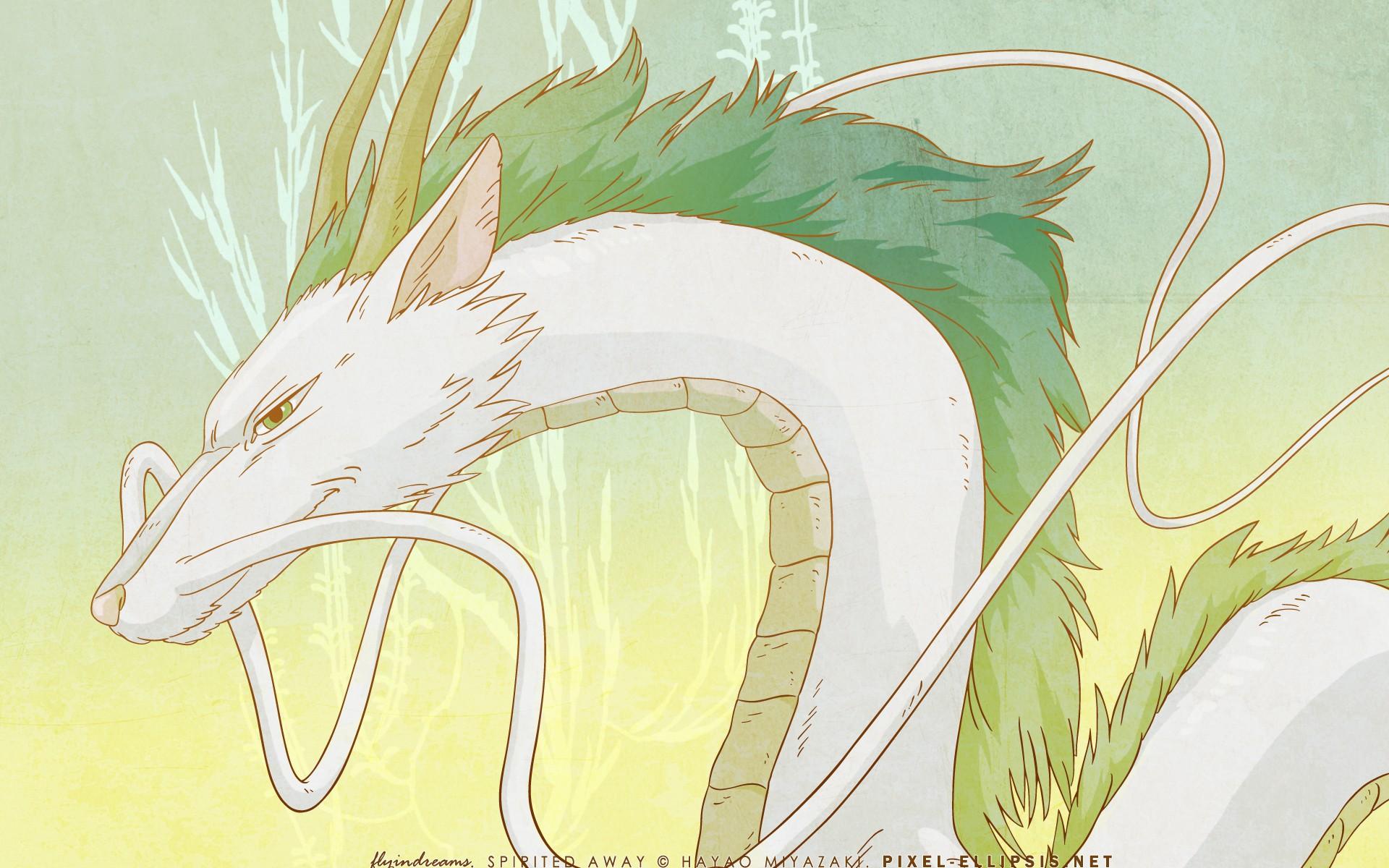 Anime 1920x1200 Studio Ghibli Spirited Away anime