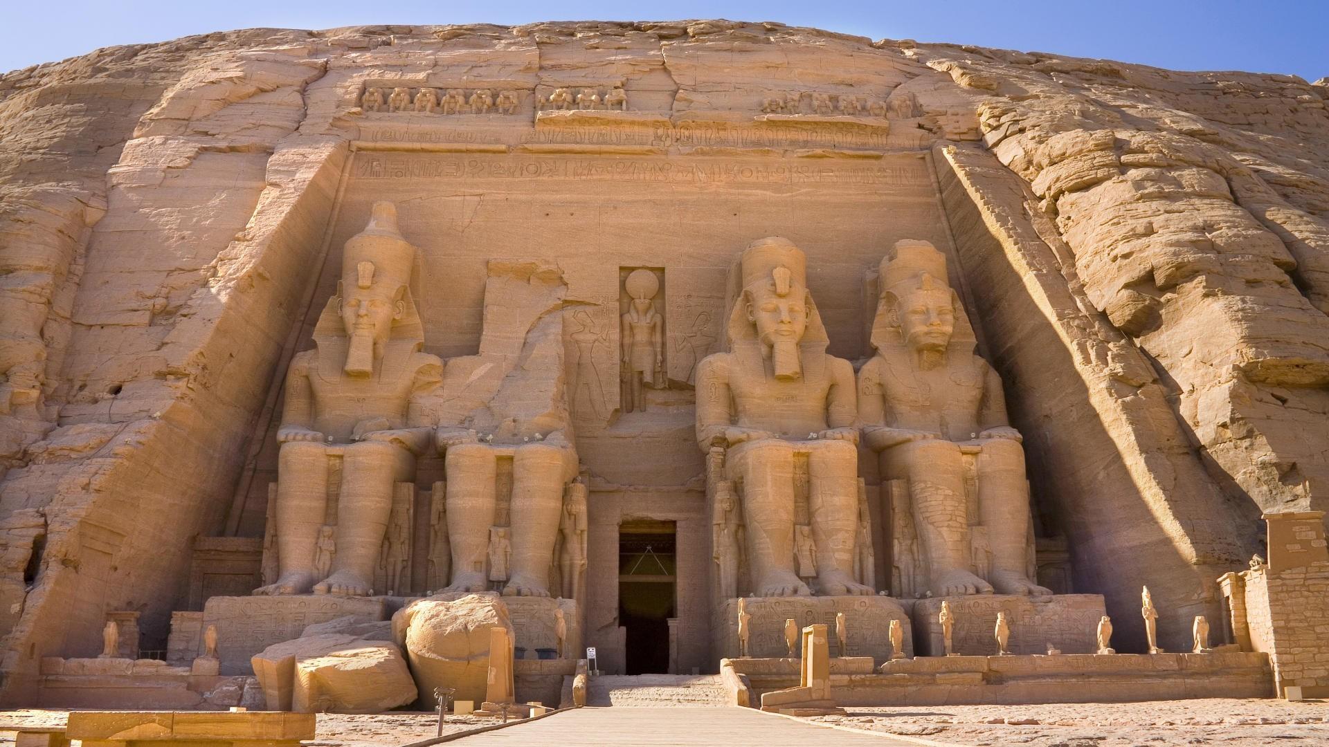 General 1920x1080 Abu Simbel temple Egypt
