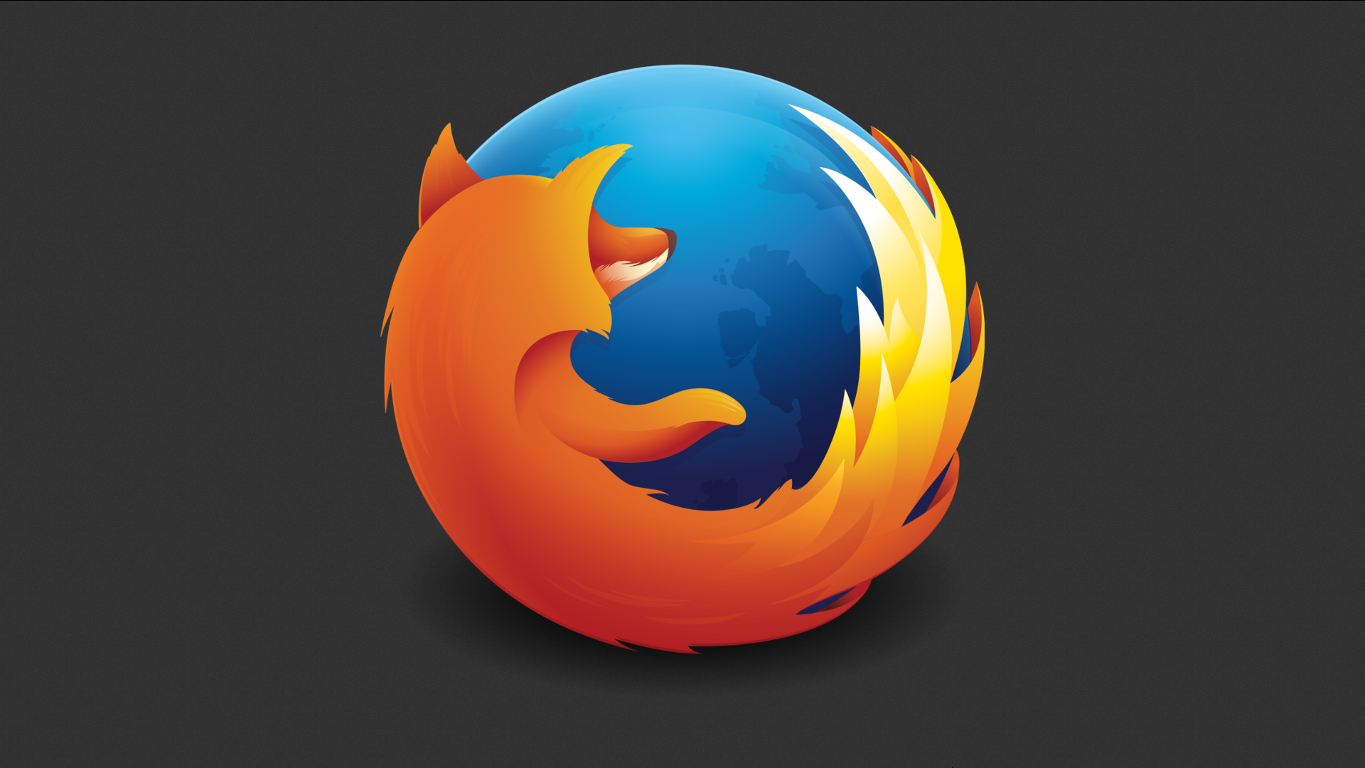 General 1920x1080 Mozilla Firefox logo simple background