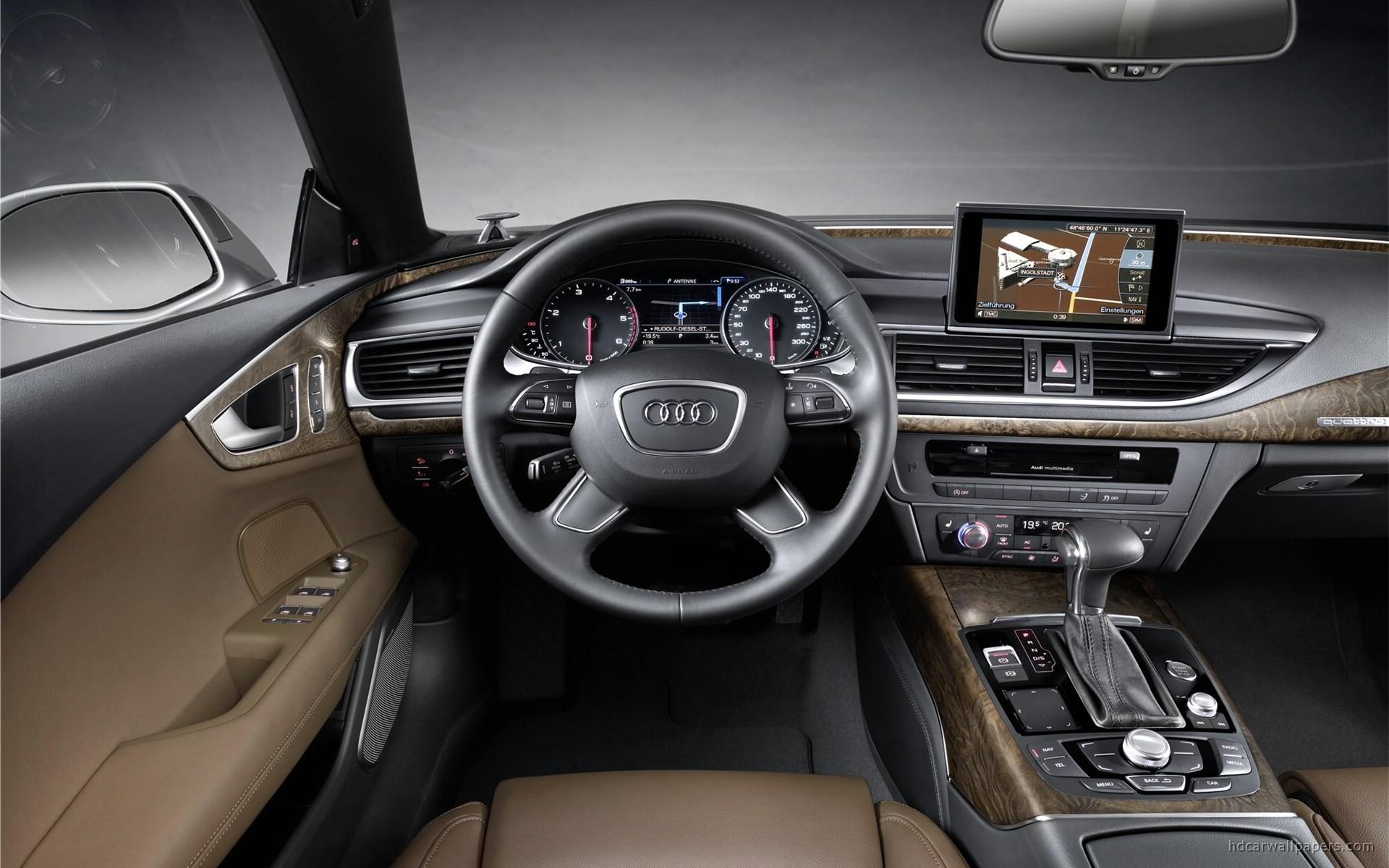 General 1920x1200 car Audi vehicle car interior