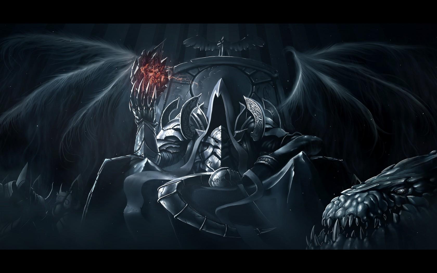 General 1680x1050 Diablo Diablo III fantasy art digital art video games