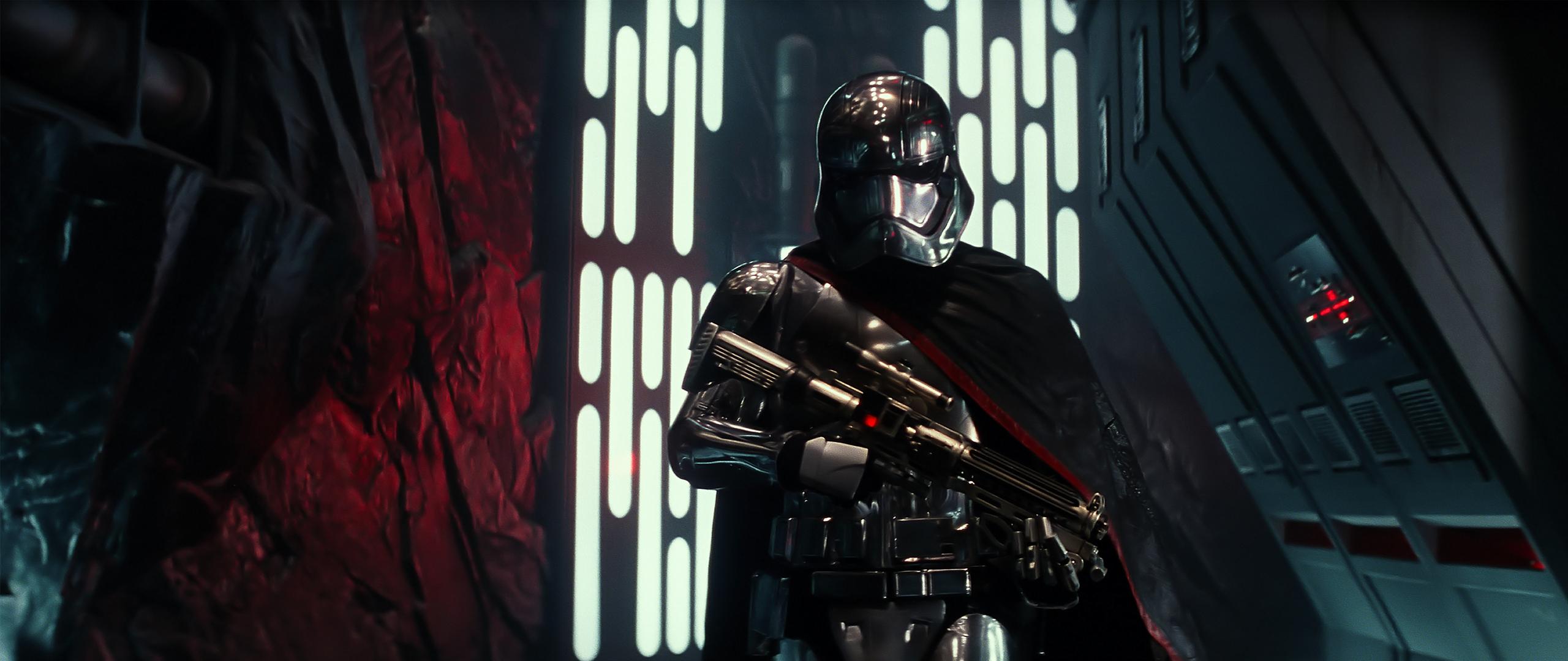 General 2560x1080 The New Order (Star Wars) movies blaster Star Wars Villains
