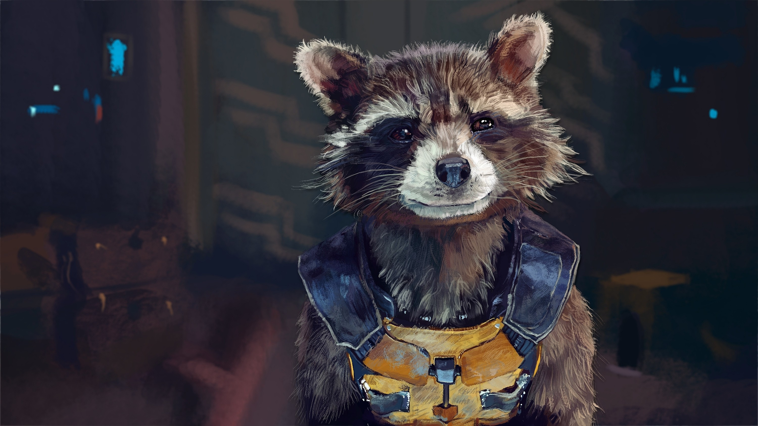 General 3000x1687 Guardians of the Galaxy Rocket Raccoon Marvel Comics