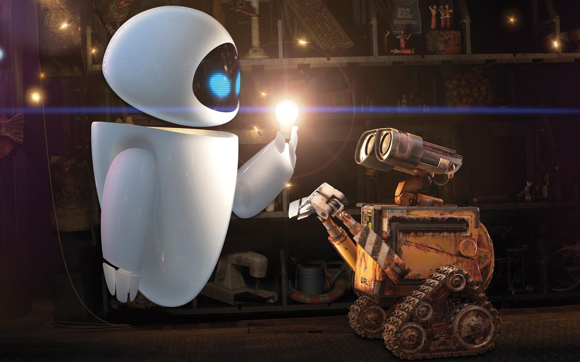 General 1920x1200 Pixar Animation Studios Disney Pixar WALL-E