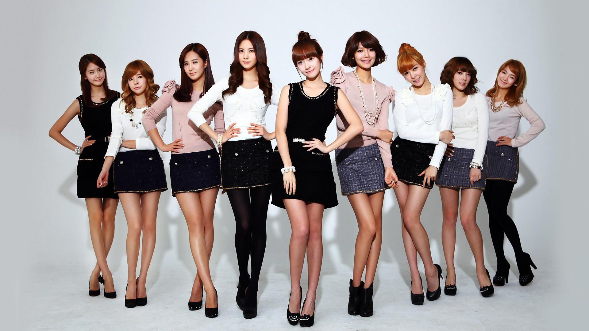 People 1920x1080 SNSD Girls' Generation Kim Taeyeon Lee Soonkyu Sunny Yoona Im Yoona Kim Hyoyeon Seohyun Tiffany Hwang Kwon Yuri Jessica Jung Choi Sooyoung women singer