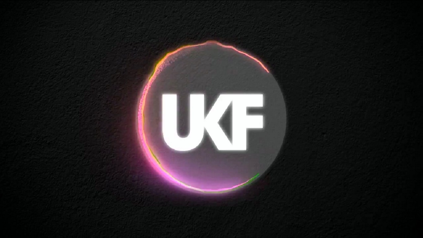 General 1366x769 UKF Drum and Bass music logo