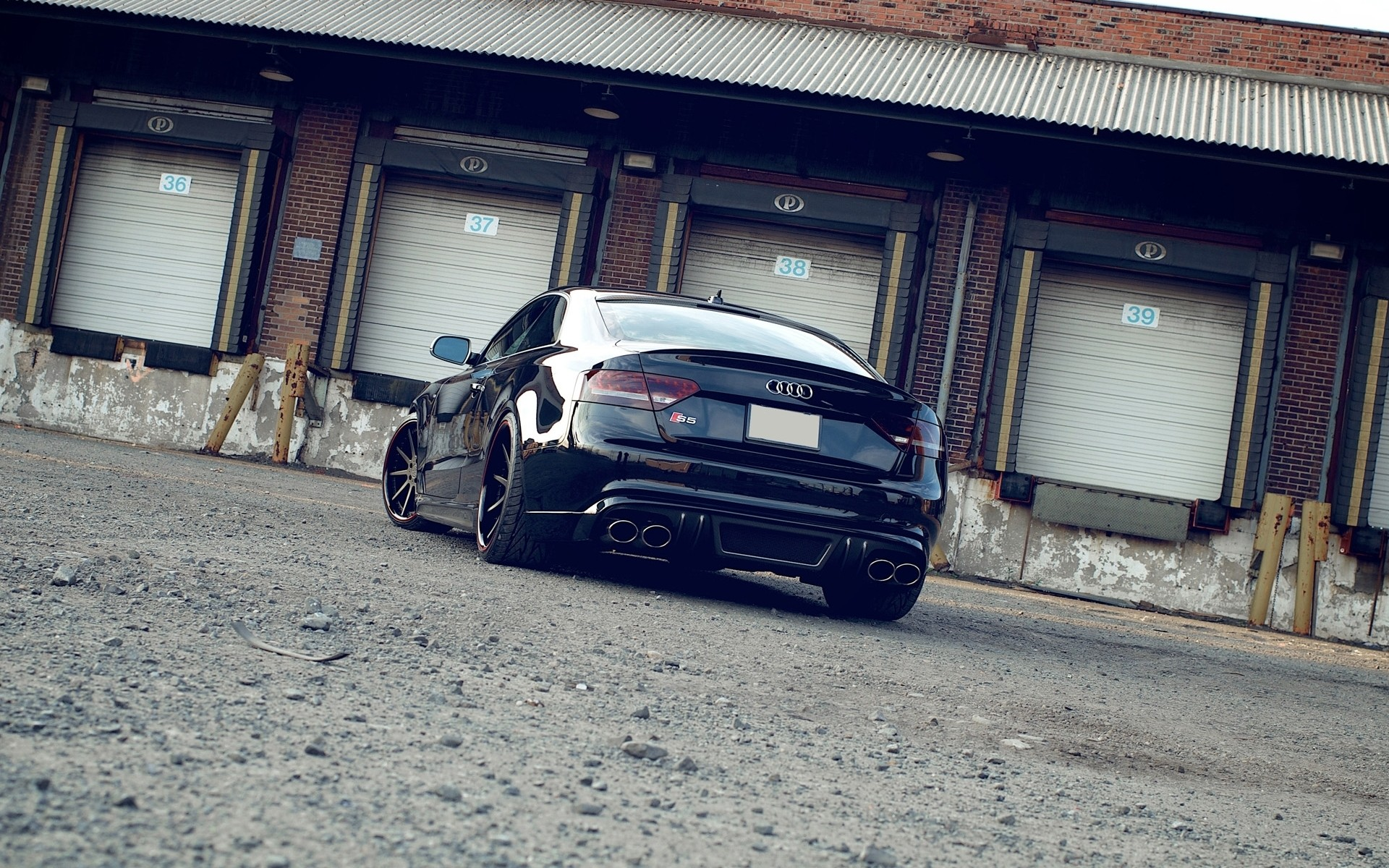 General 1920x1200 sports car car anime Audi S5 Audi vehicle urban