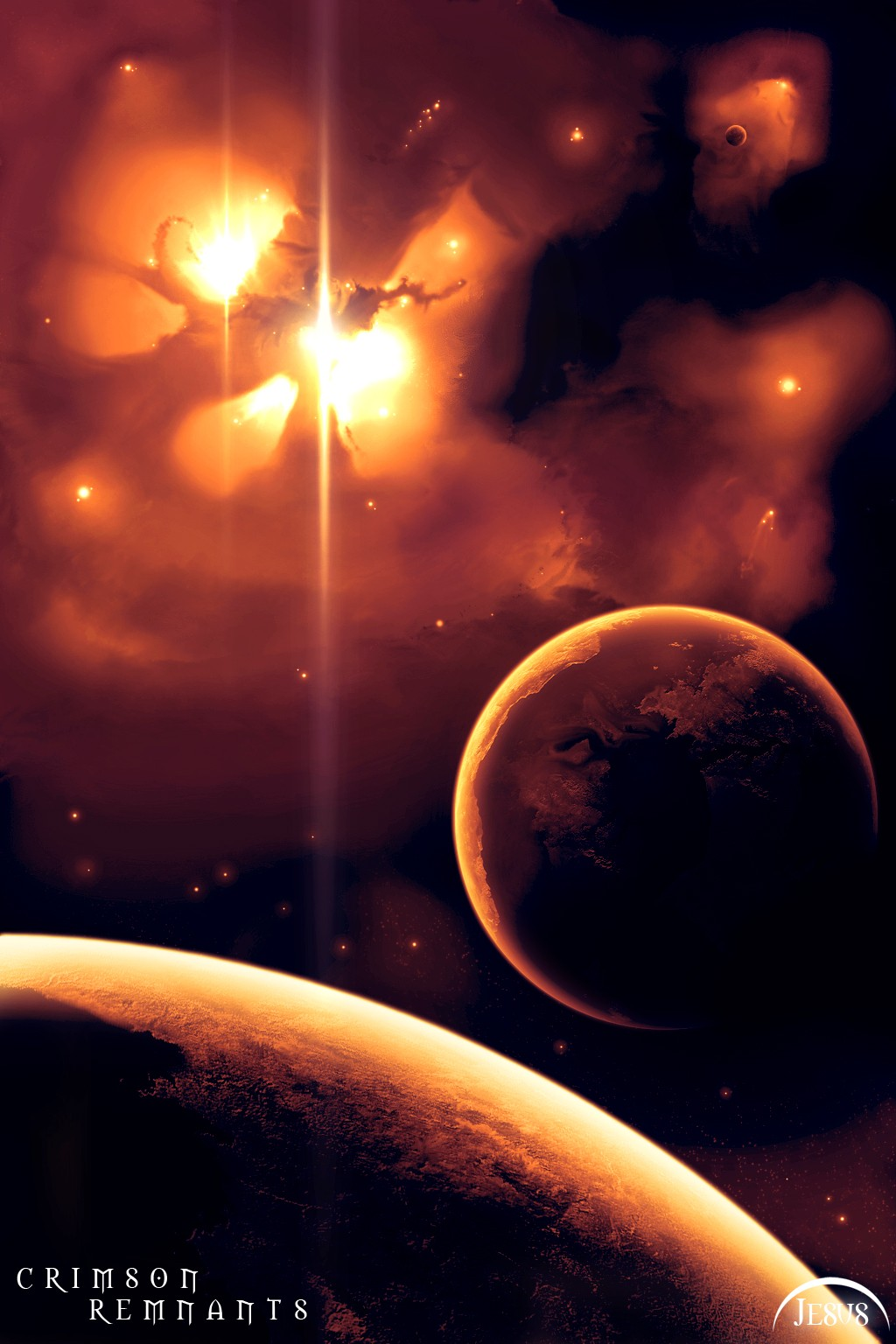 General 1024x1536 JoeyJazz spacescapes space planet digital art