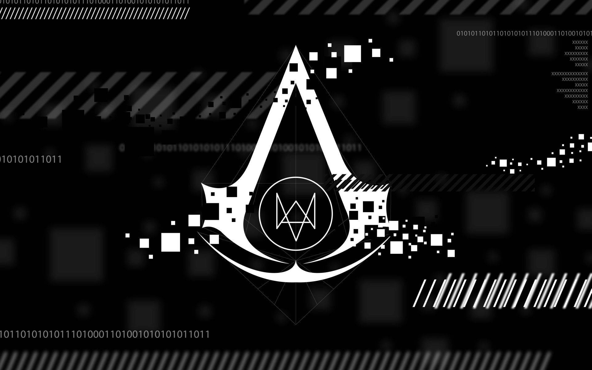 General 1920x1200 Assassin's Creed Watch_Dogs Ubisoft video games