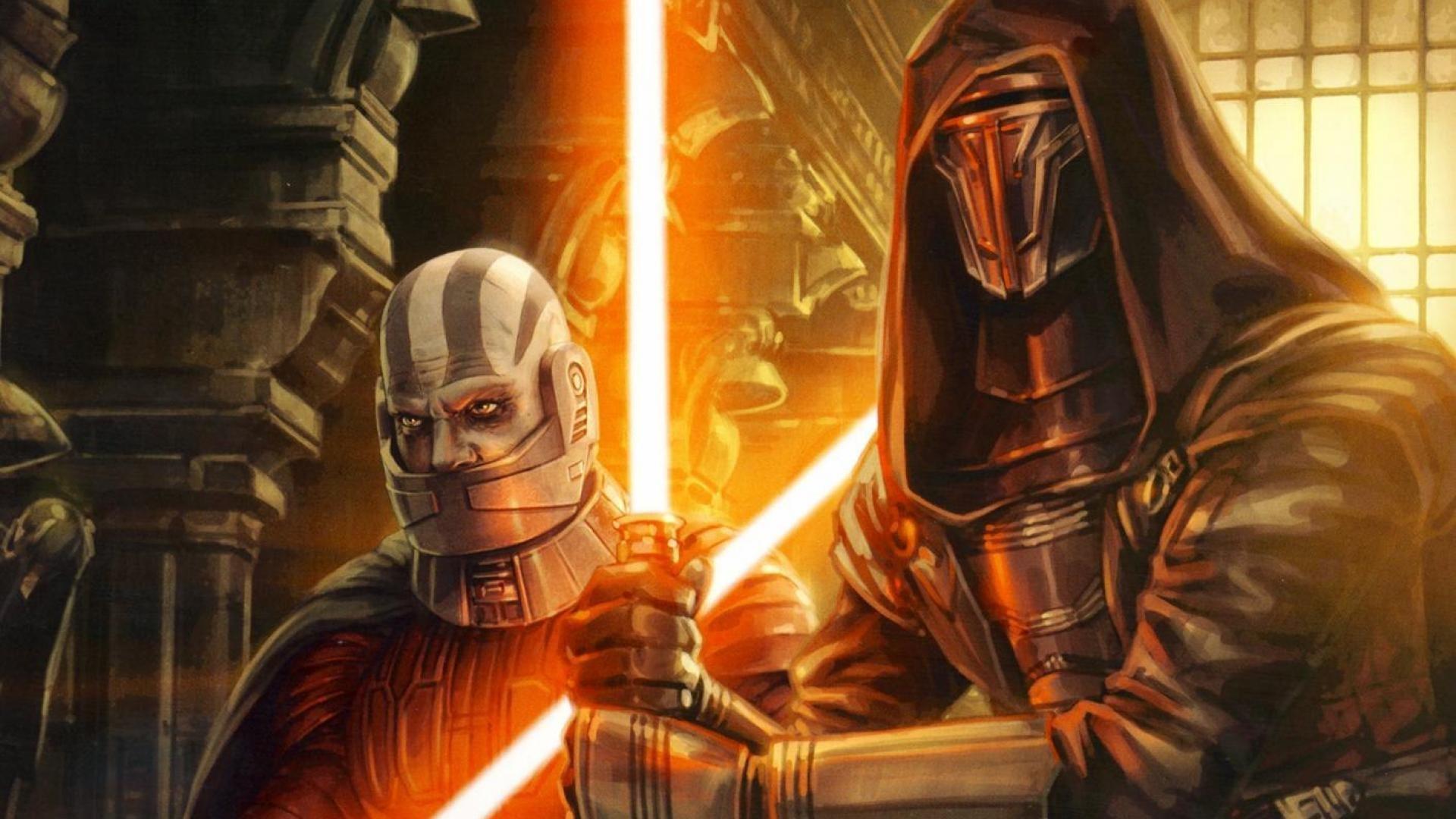 General 1920x1080 Star Wars Darth Revan Darth Malak Sith Star Wars: The Old Republic