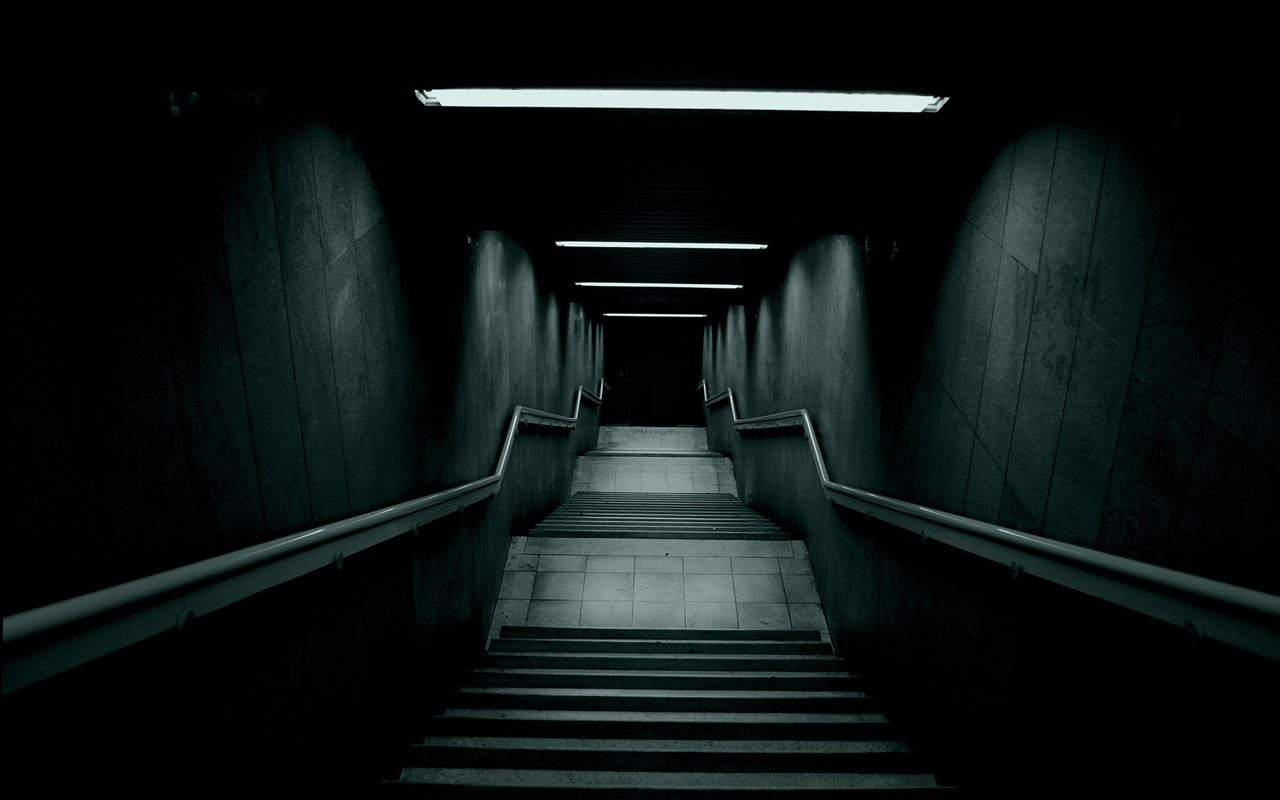 General 1280x800 Another stairs building dark spooky