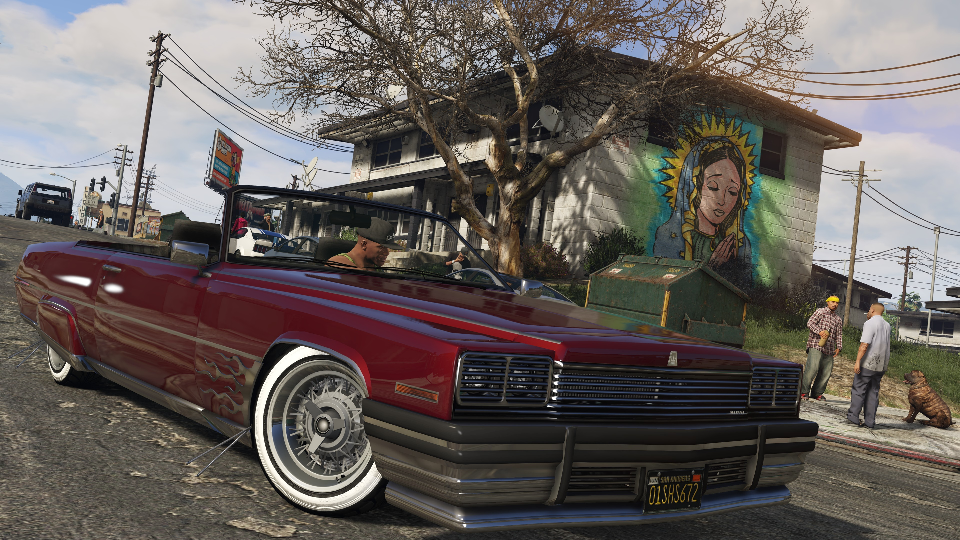 General 3840x2160 Grand Theft Auto V Grand Theft Auto V PC PC gaming Rockstar Games