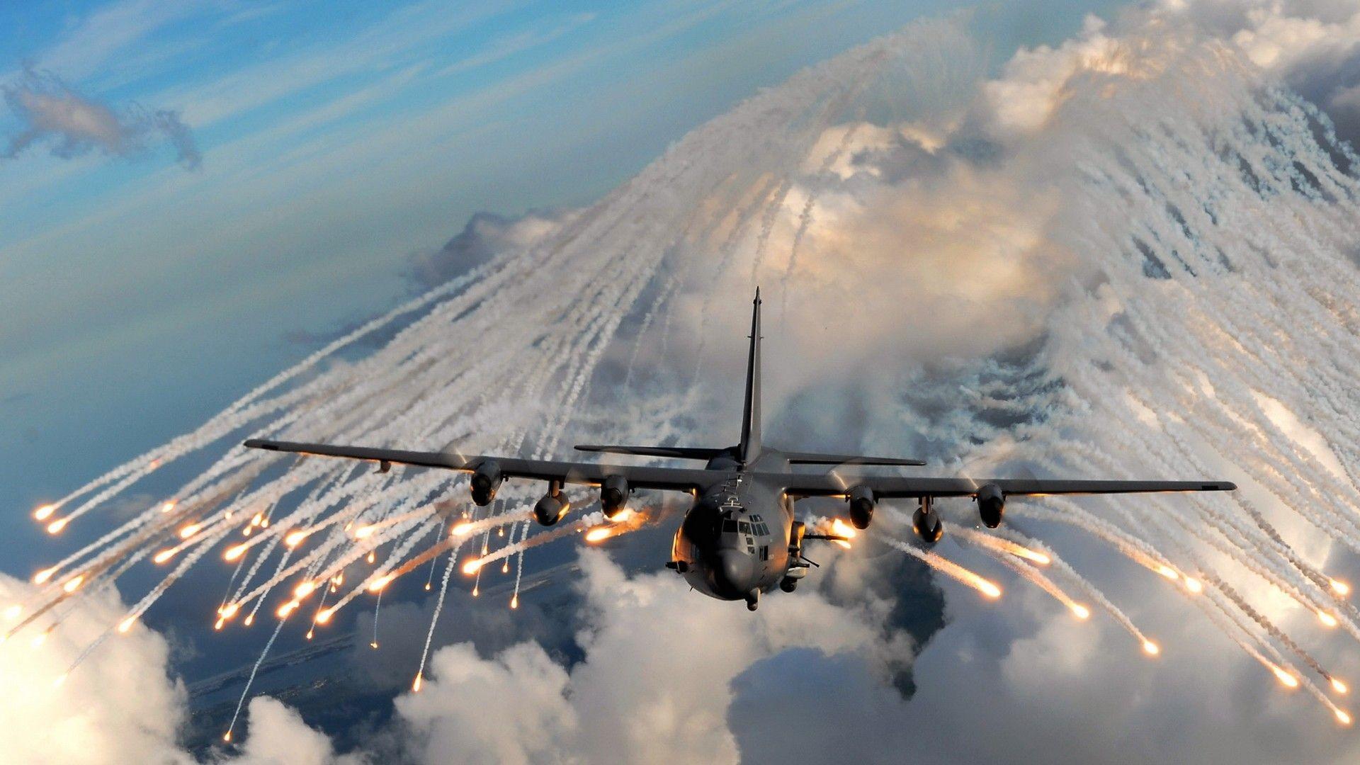 General 1920x1080 aircraft Lockheed C-130 Hercules military aircraft military vehicle