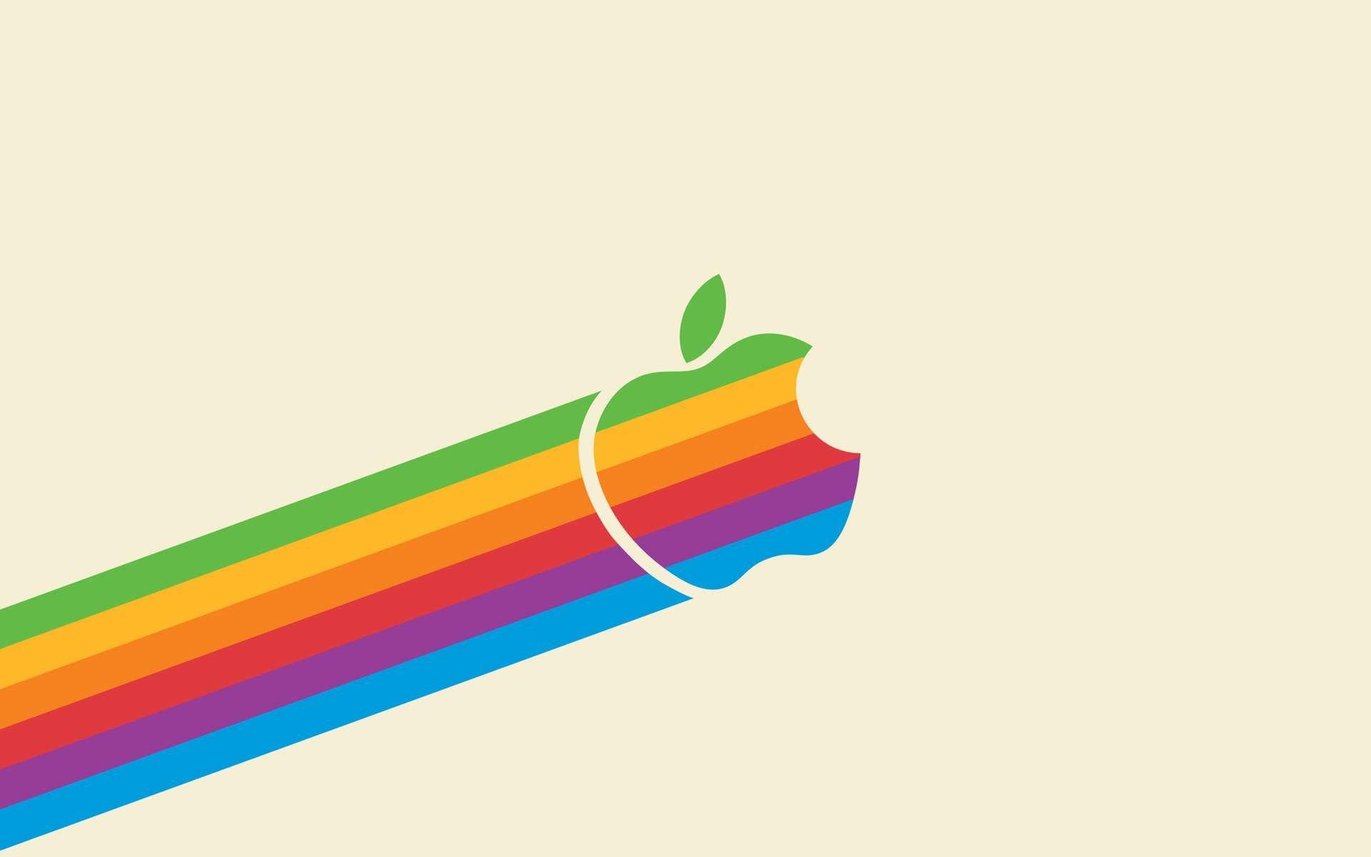 General 1920x1200 Apple Inc. simple background minimalism