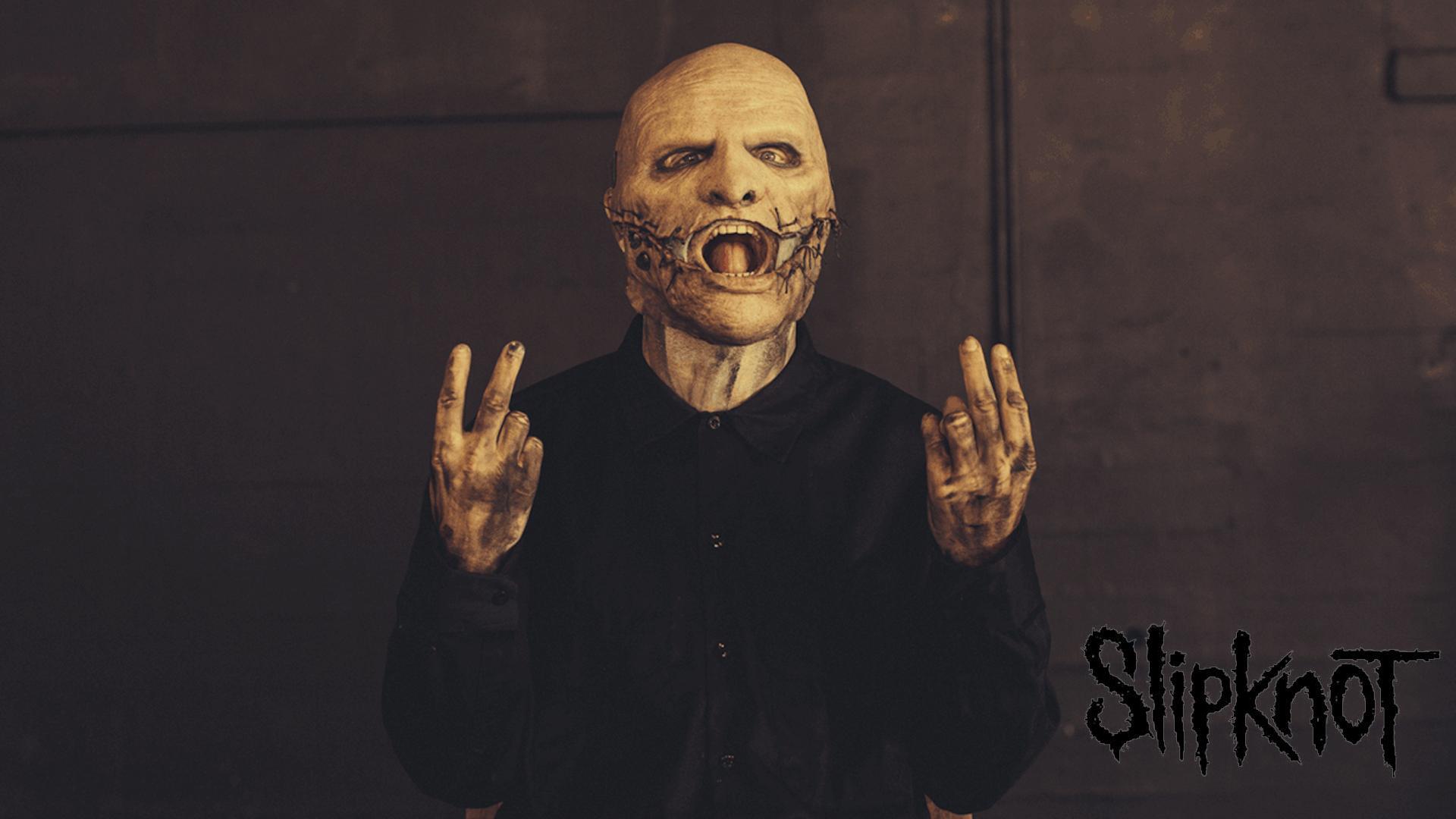 General 1920x1080 Corey Taylor Slipknot mask