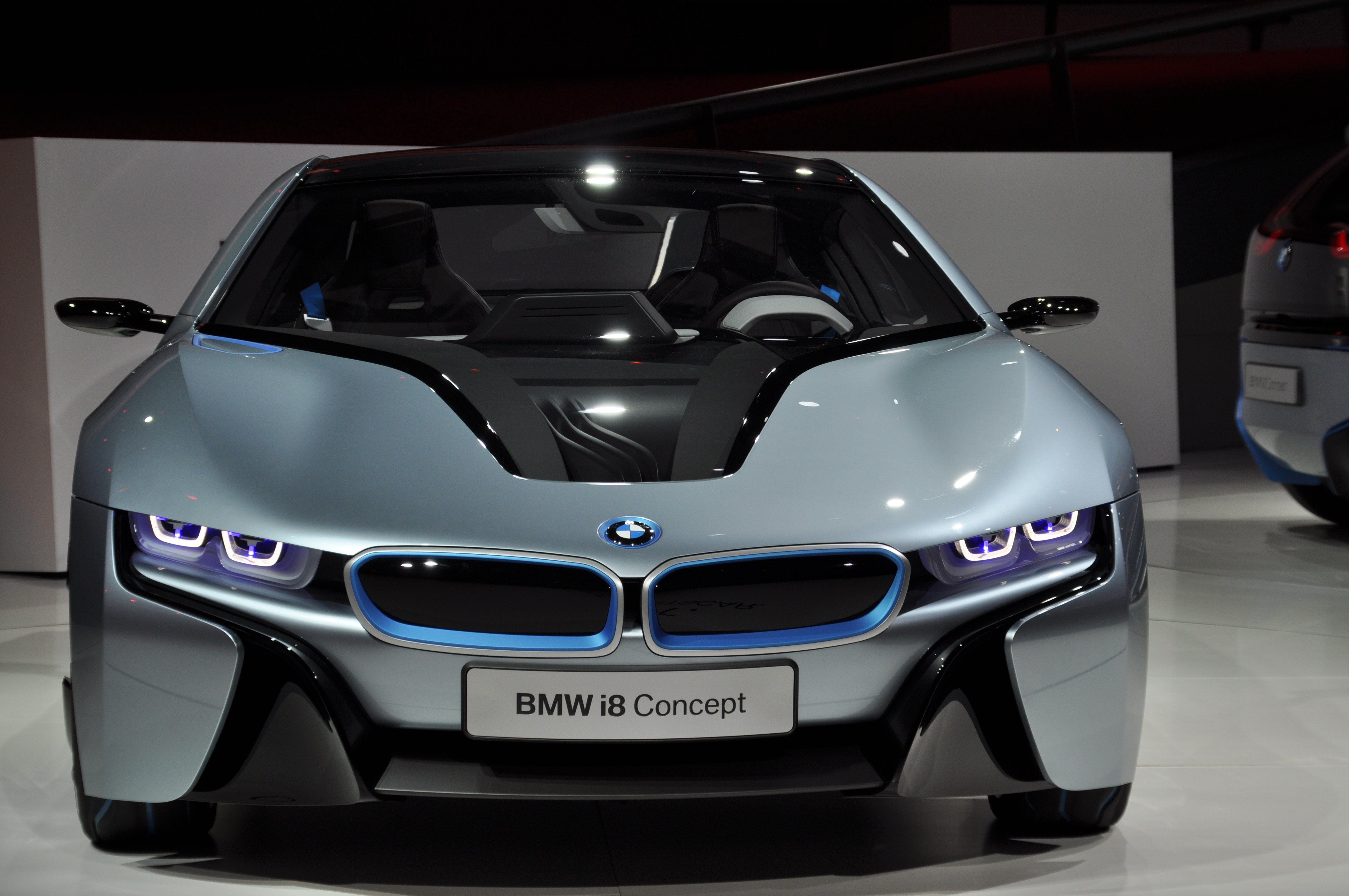 General 4288x2848 BMW BMW i8 IAA car vehicle concept cars BMW Vision