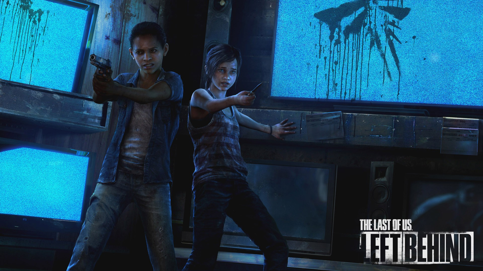 General 1920x1080 girls with guns pistol The Last of Us Ellie