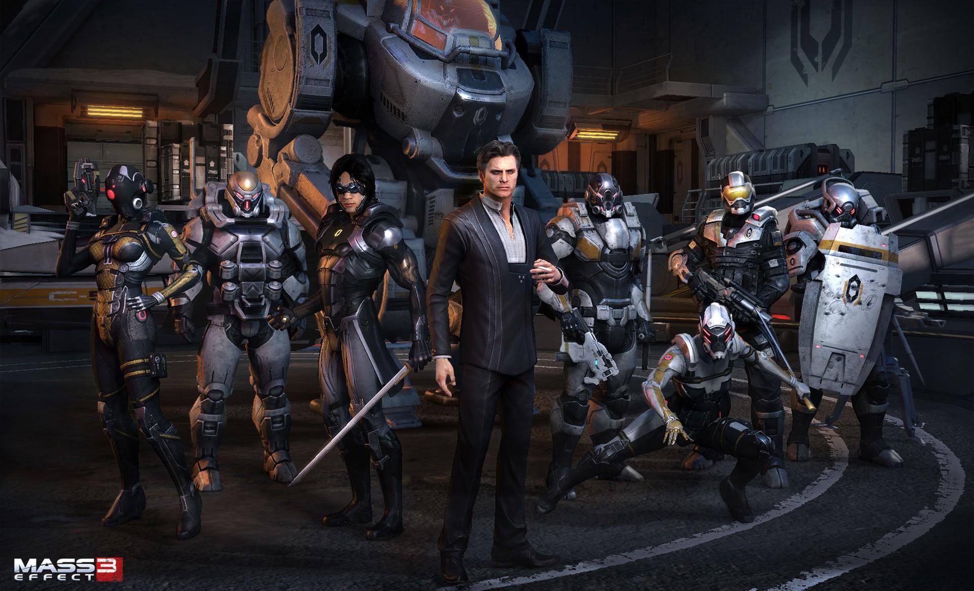 General 1920x1165 Mass Effect Mass Effect 3 Cerberus  digital art artwork render Illusive Man 3D CGI video game art video game man video game girls science fiction women Science Fiction Men PC gaming